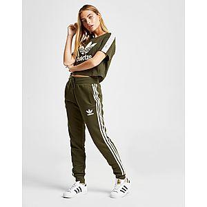 adidas Originals 3-Stripes California Fleece Track Pants ... 1f29f5396e