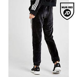 cbf4a50909fff1 ... adidas Originals 3-Stripes Velvet Track Pants