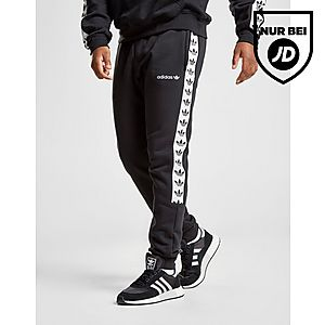 f0dfce584ecc84 adidas Originals Tape Fleece Track Pants ...