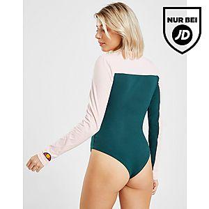 Ellesse Piping Long Sleeve Bodysuit Ellesse Piping Long Sleeve Bodysuit 9932ed7264