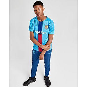 79b1cd8b3db595 Nike FC Barcelona Squad Shirt Junior Nike FC Barcelona Squad Shirt Junior
