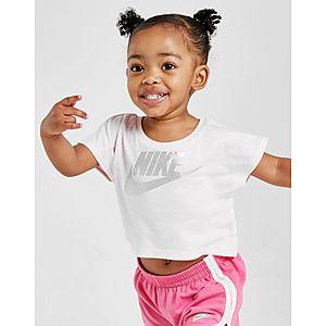 3e880ced28a525 ... Nike Girls  Boxy Short Sleeve T-Shirt Baby
