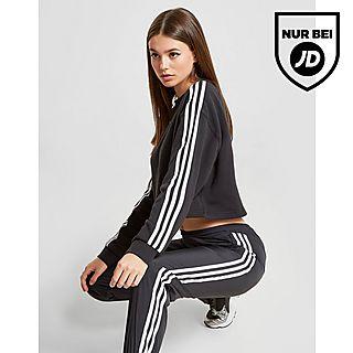 Kaufen Sie adidas Originals Cropped Kapuzensweatshirt mit 3