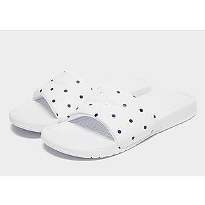 check out 50f39 792a1 ... Nike Benassi Just Do It Slides Unité Totale Damen