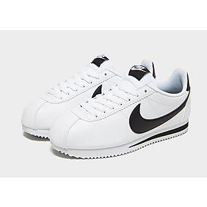 sale retailer f805b 2a45a Nike Cortez Leather Damen Nike Cortez Leather Damen