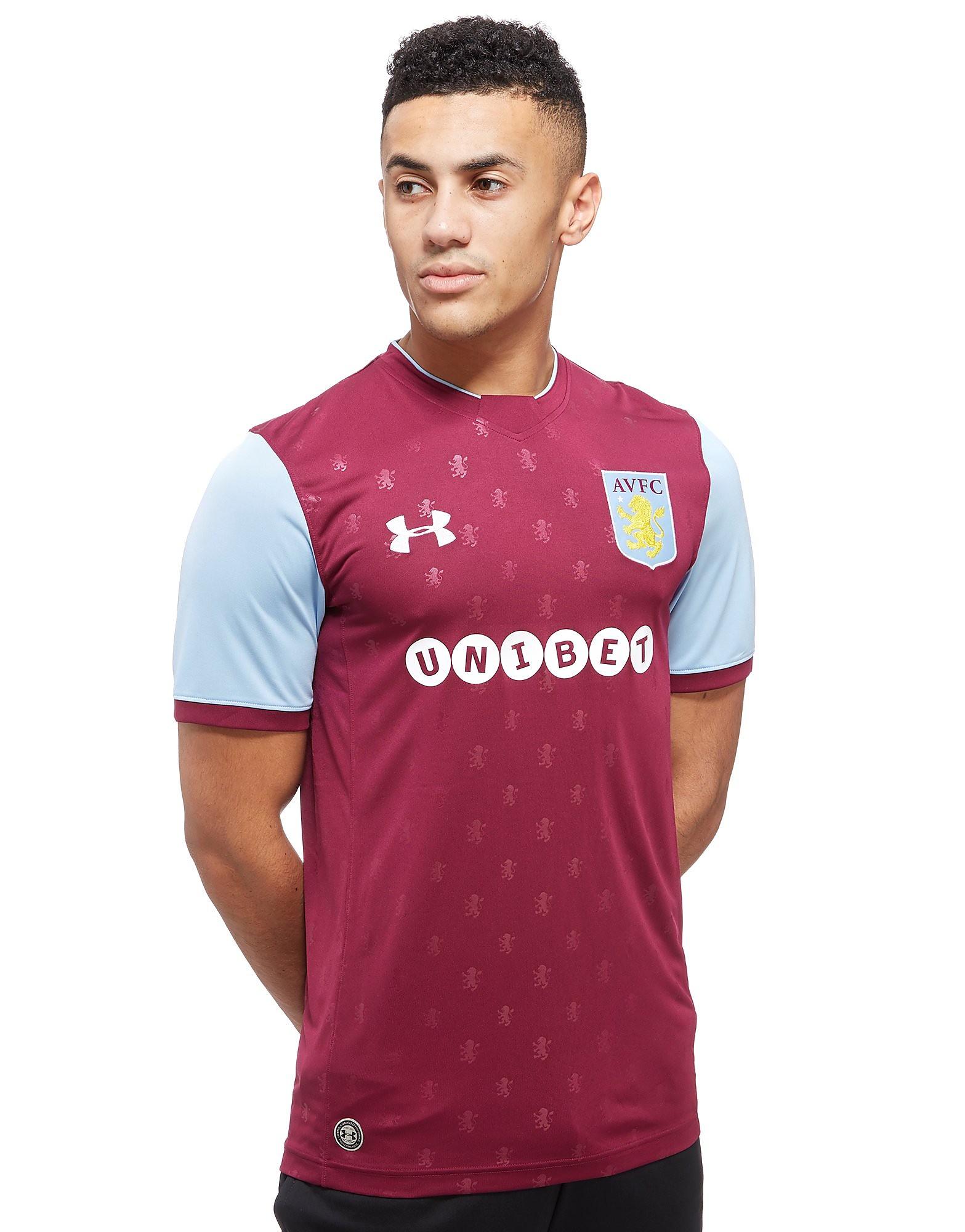 Under Armour Aston Villa Home Shirt 2017/18