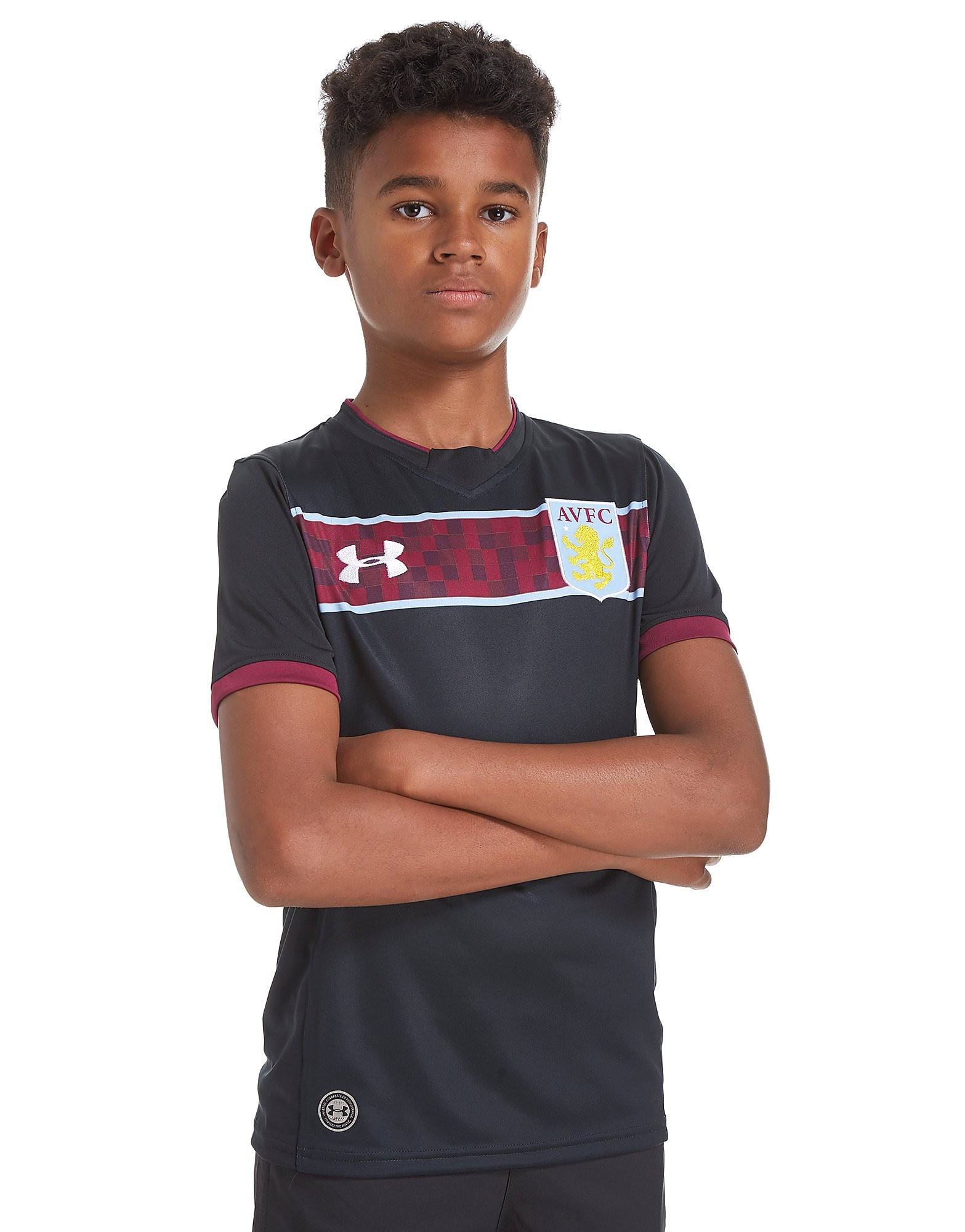 Under Armour Aston Villa Away Shirt 2017/18