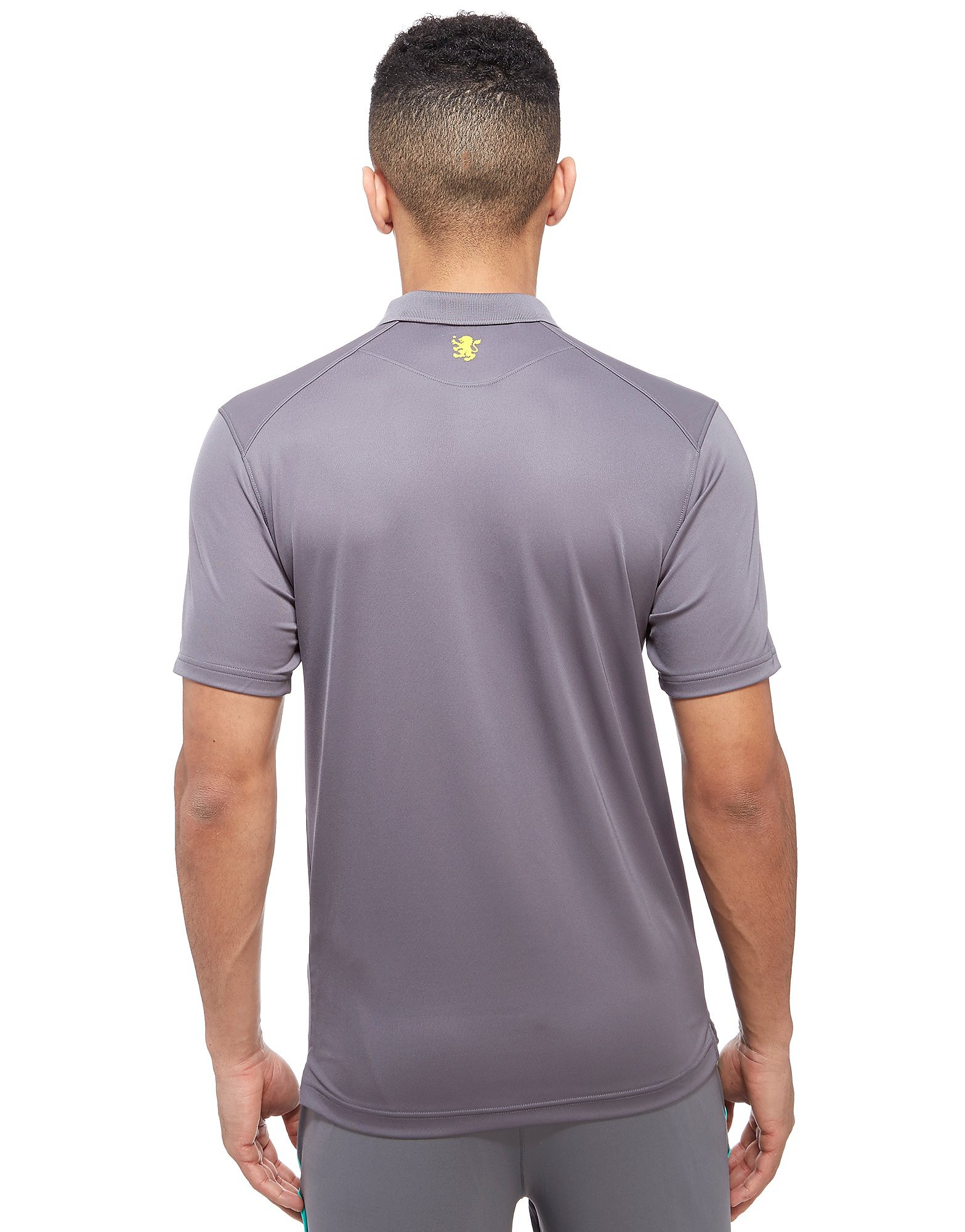 Under Armour Aston Villa 2017 Team Polo Shirt