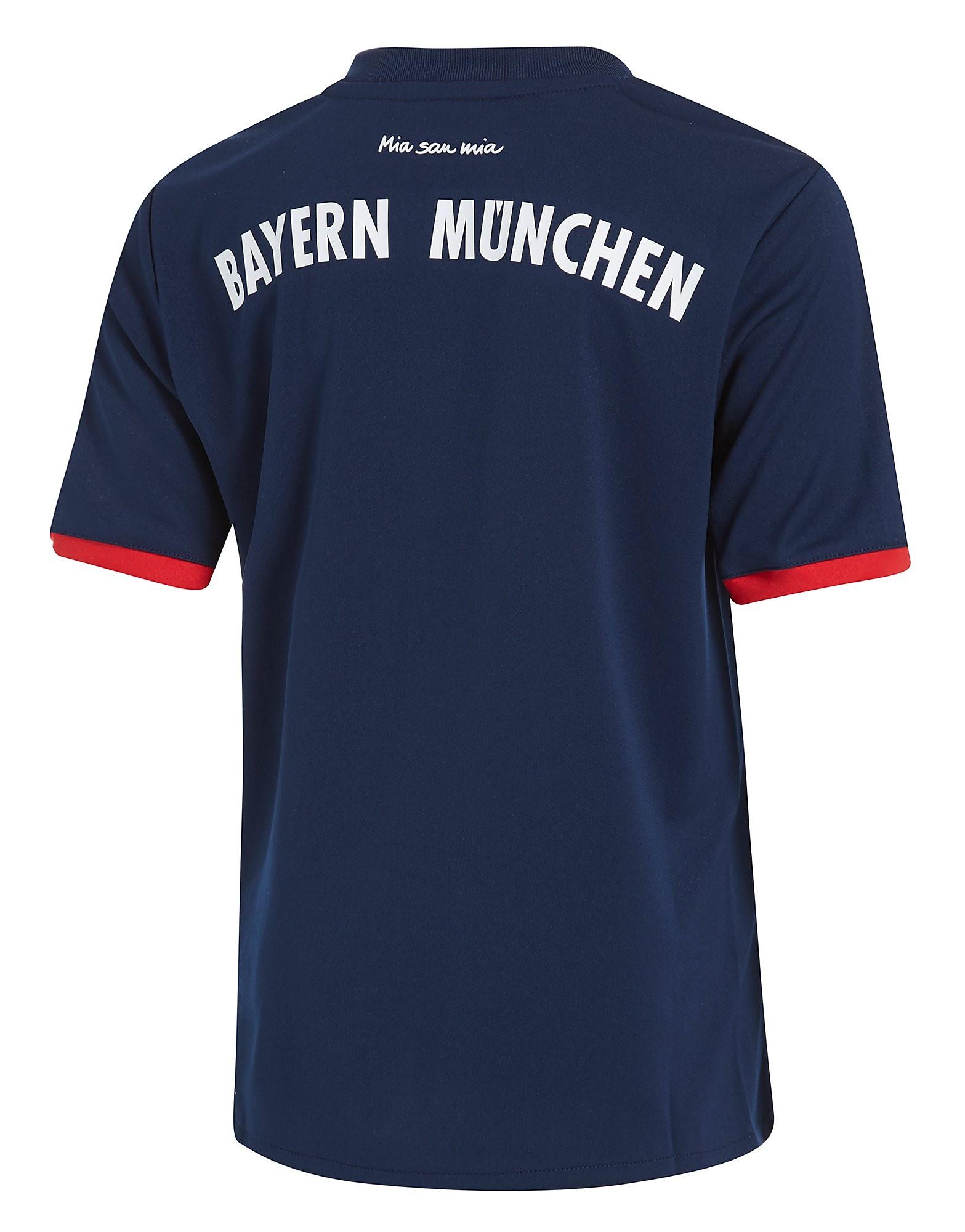 adidas FC Bayern München 2018/19 Auswärtstrikot Kinder