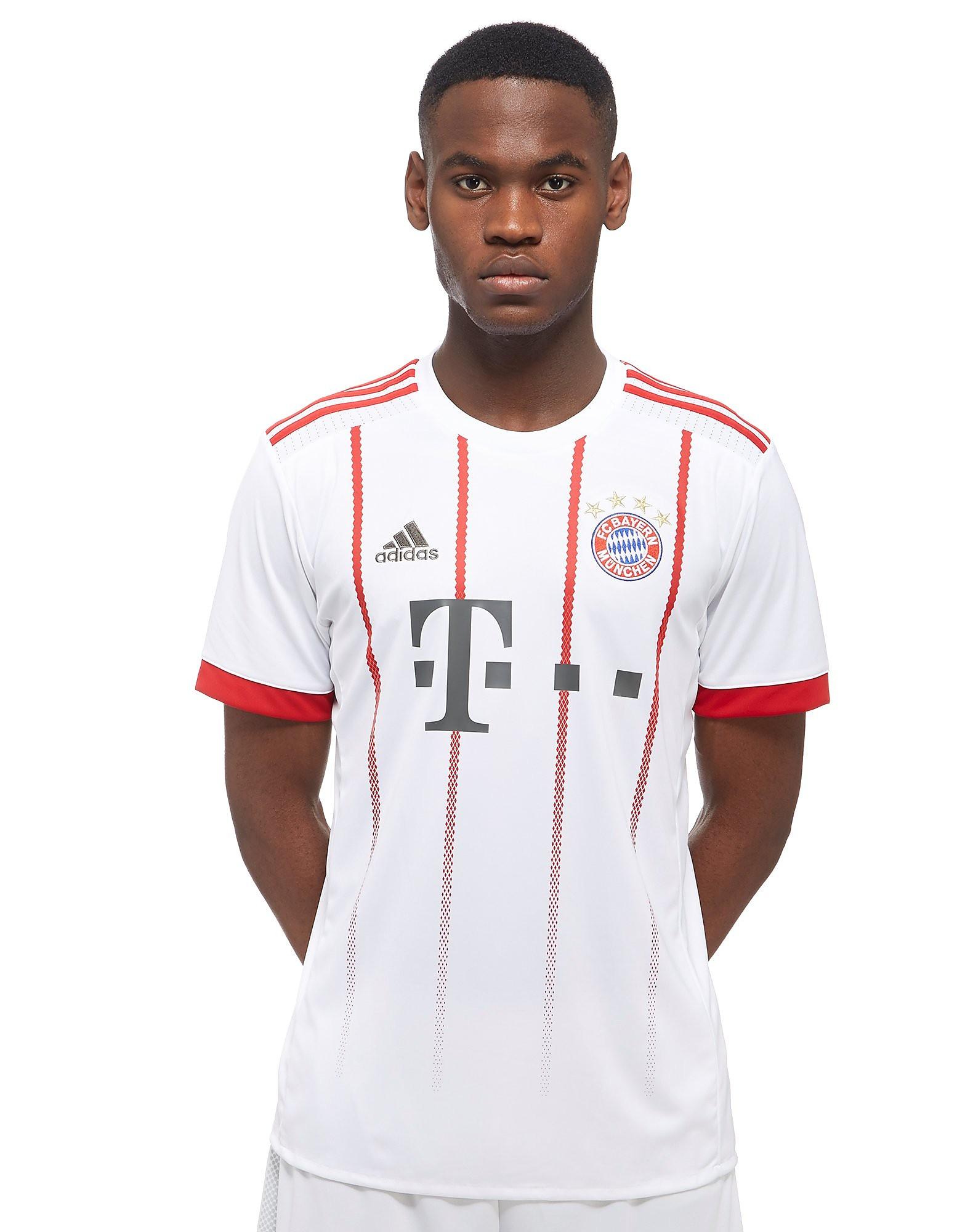 adidas FC Bayern München 2018/19 Ausweichtrikot