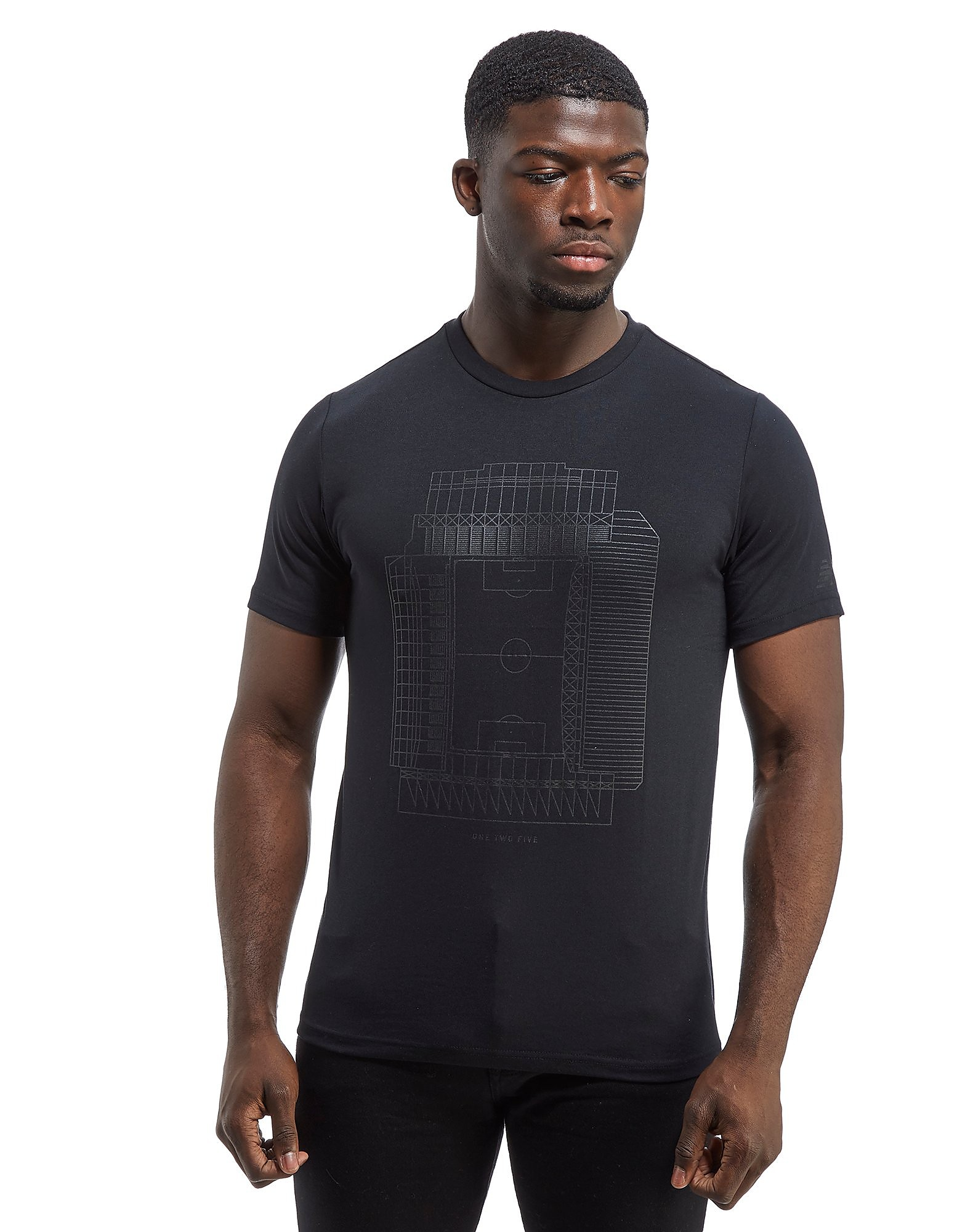 New Balance 247 Liverpool FC Spielfeld T-Shirt