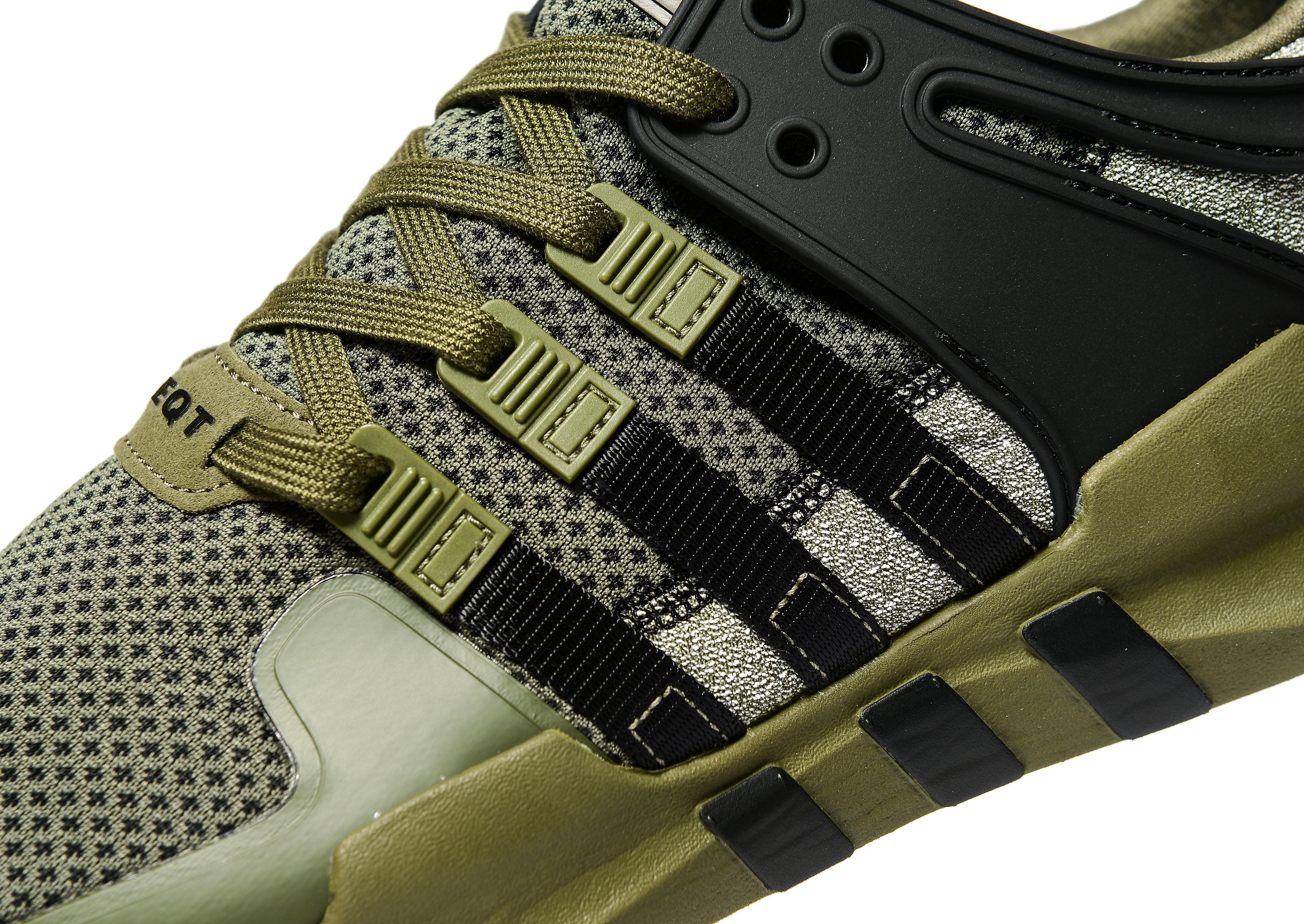 adidas Originals EQT Support ADV Olive Black