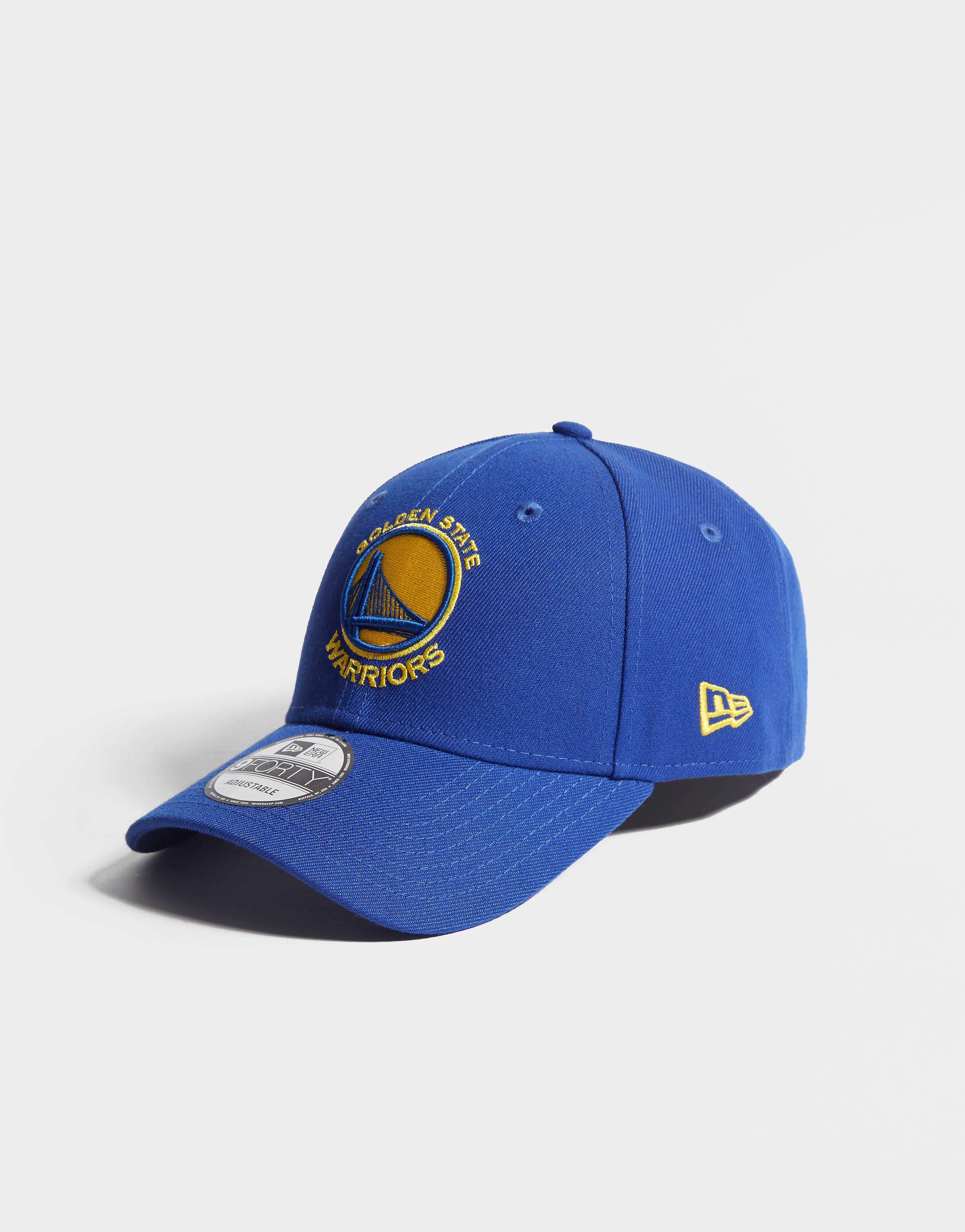 New Era NBA Golden State Warriors 9FORTY Cap