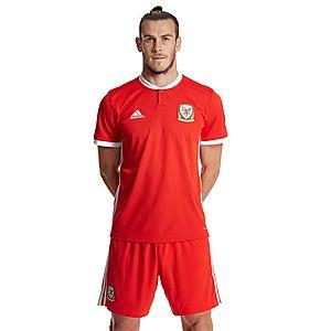 adidas Wales 2017/18 Haupt-Shirt ...