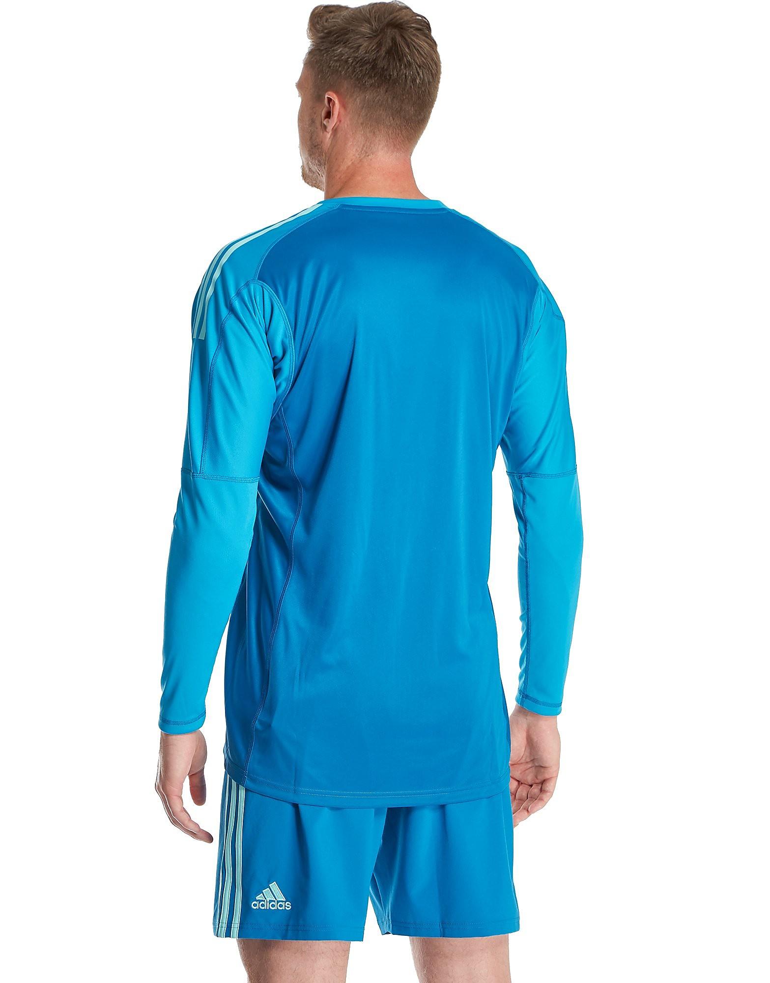 adidas Wales 2018 Home Goalkeeper Shirt