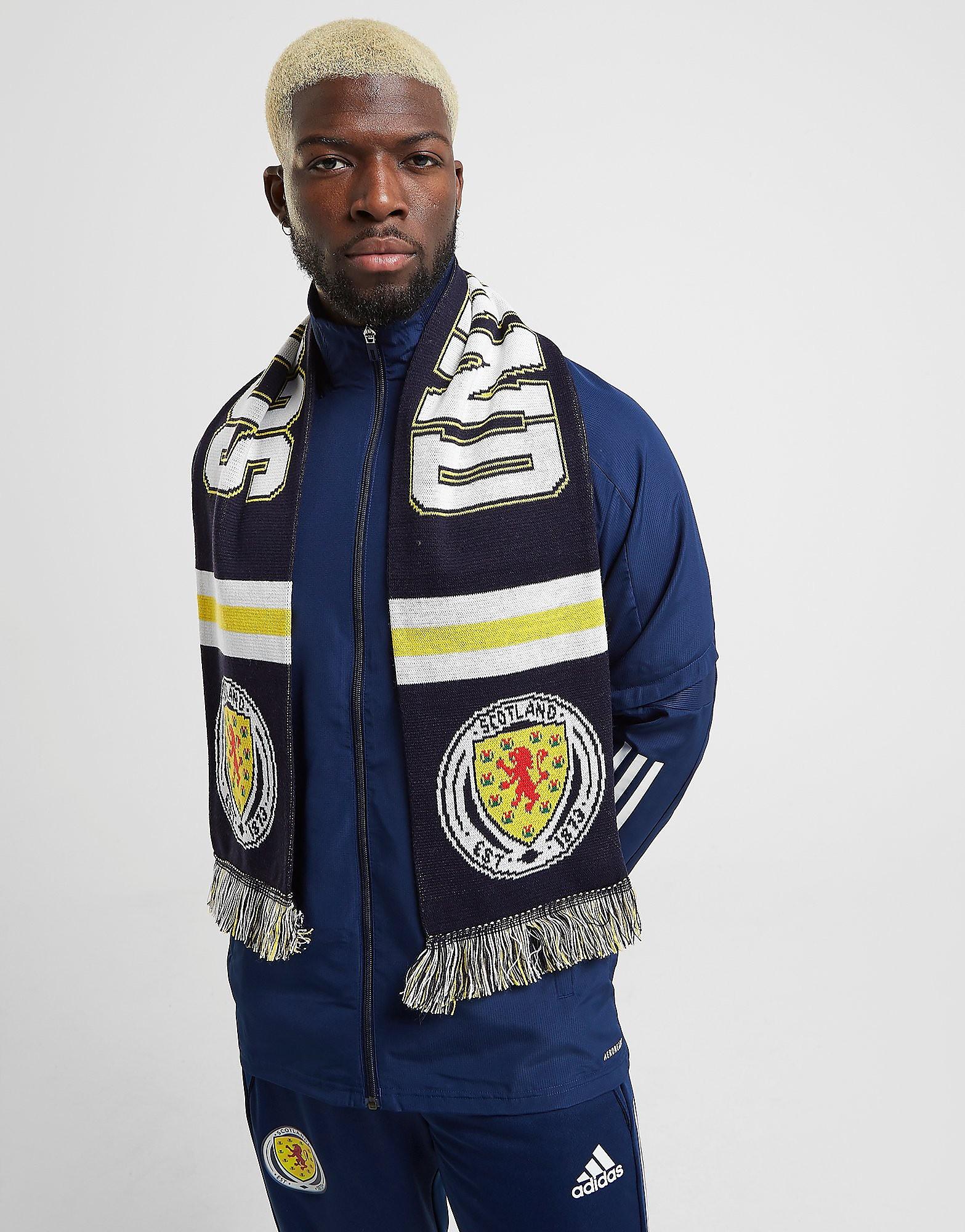 Official Team Scotland jacquard-halstørklæde