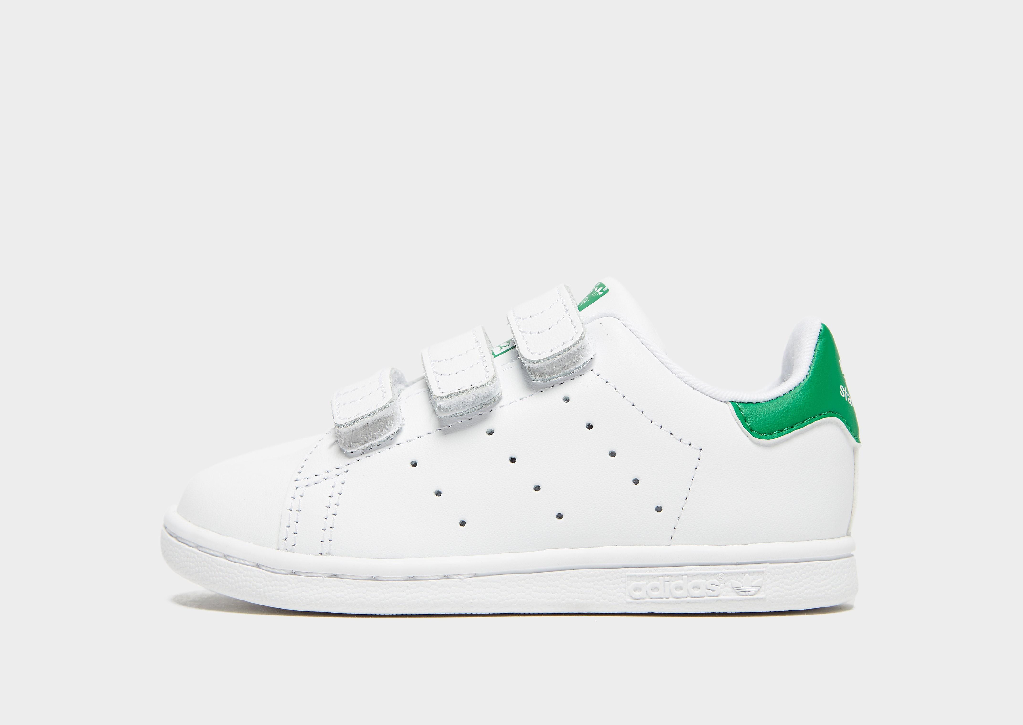 adidas Originals Stan Smith Velcro Baby