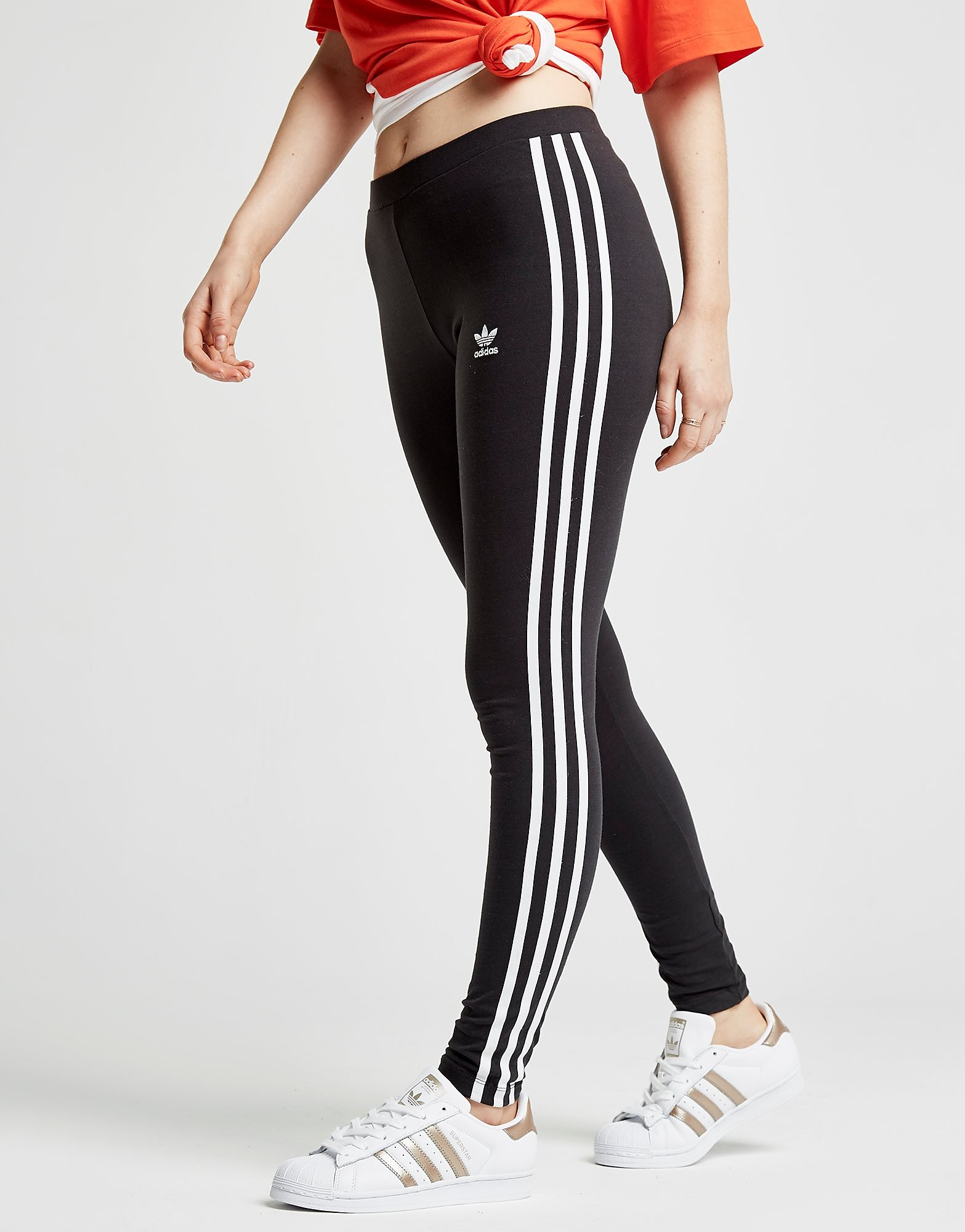 adidas Originals 3-Stripes Leggings Damer
