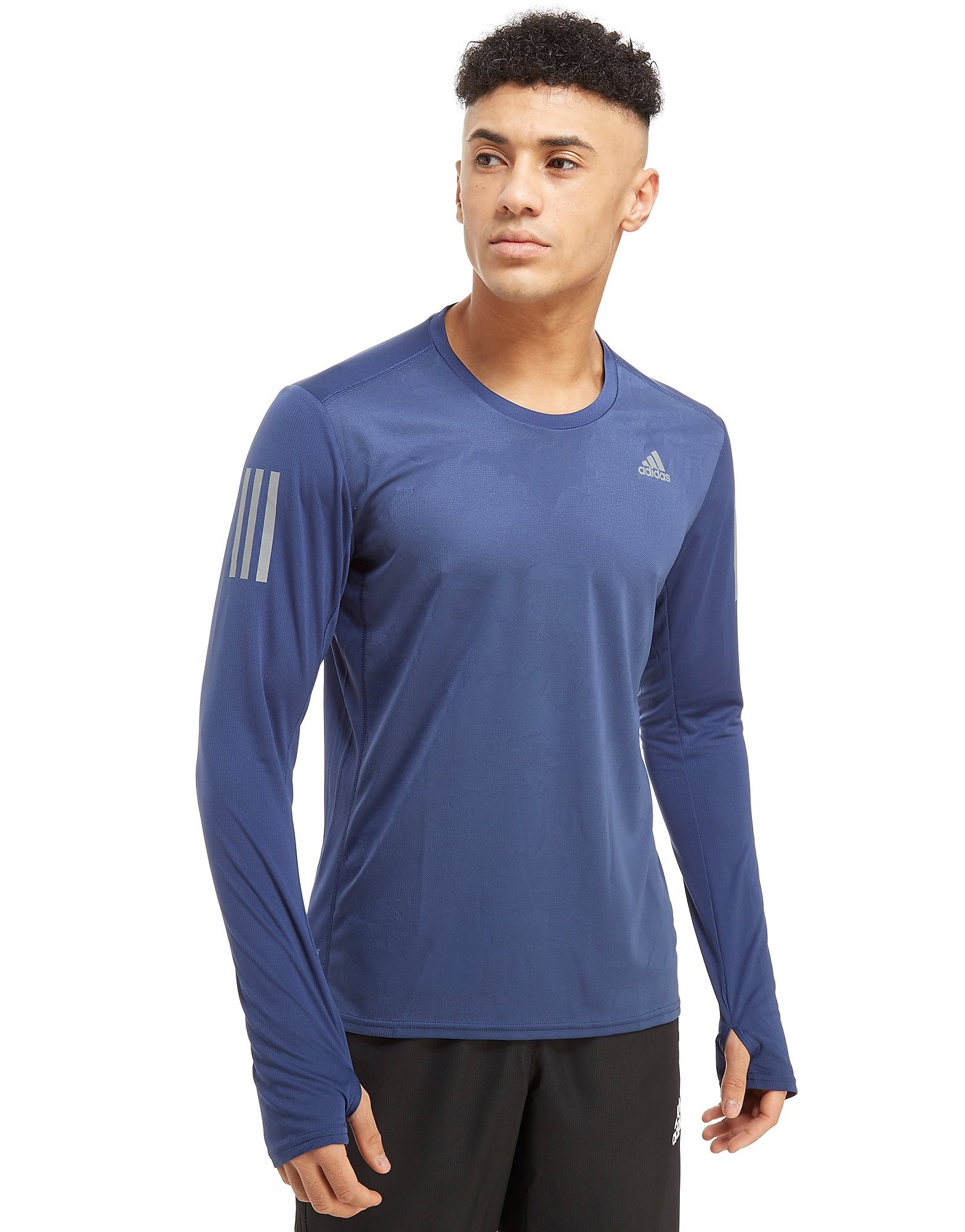 adidas Response Long Sleeve T-Shirt