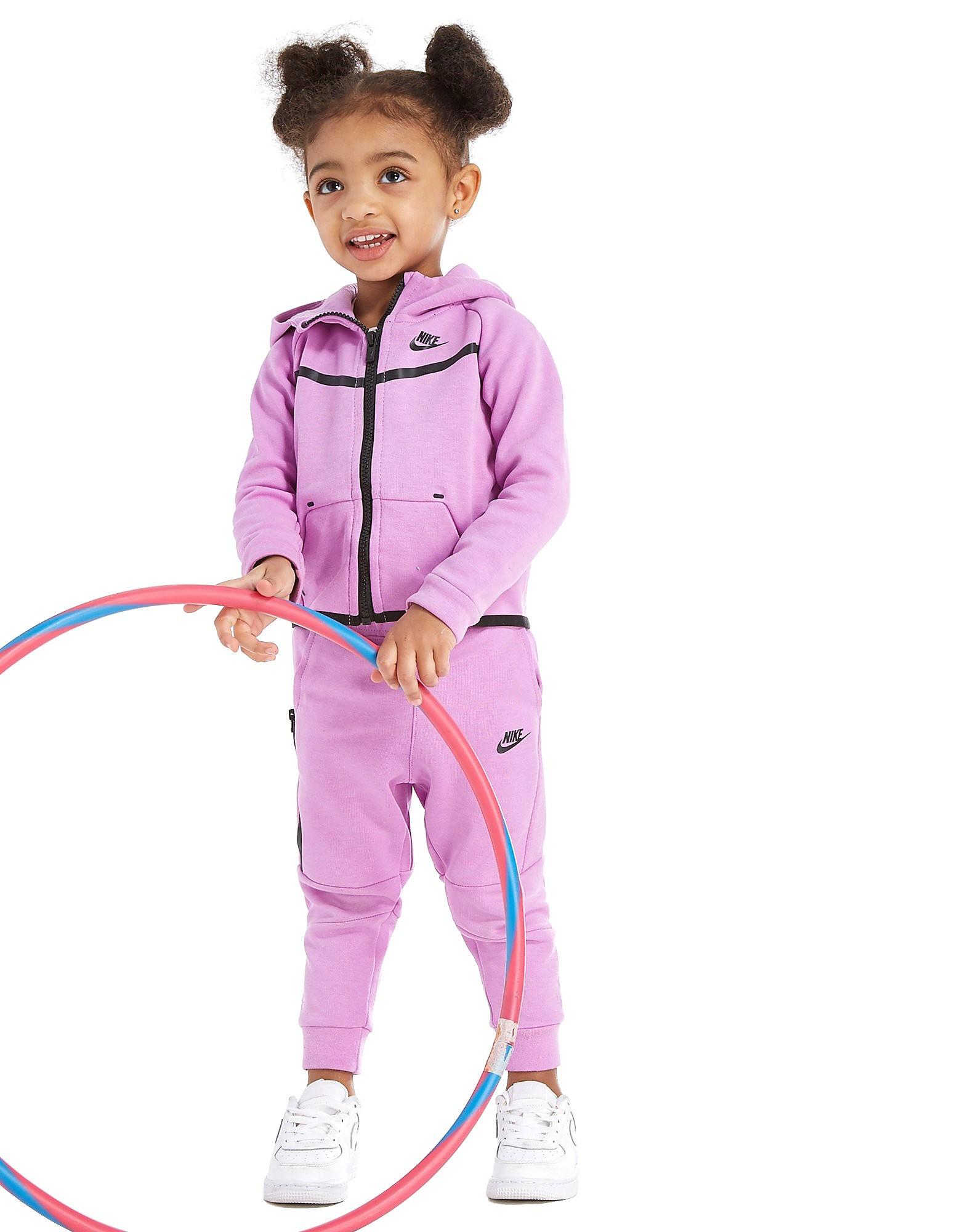 Nike Girls' Tech Full Zip Suit Infant