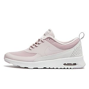 Nike AIR MAX THEA W Pink Sneakers Dame air max thea w lave