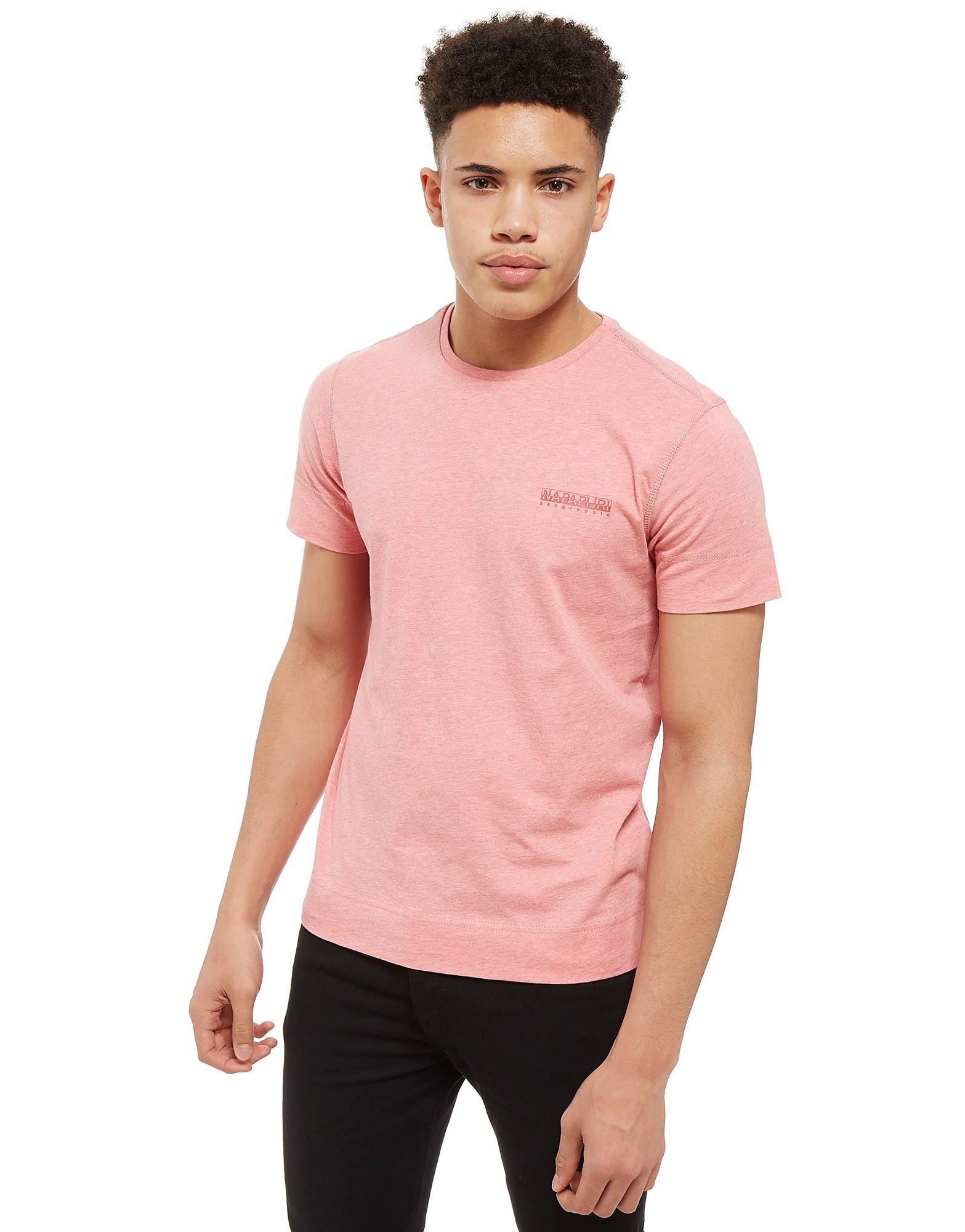 Napapijri Short Sleeve Shew T-Shirt