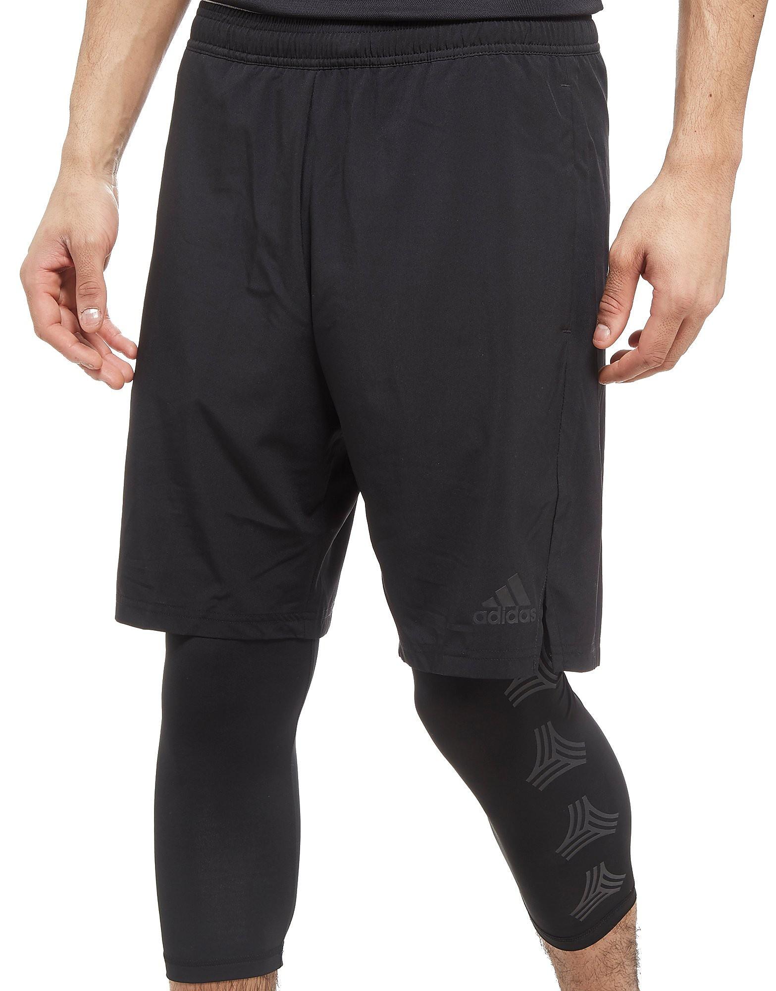 adidas Tango Shorts and Tights