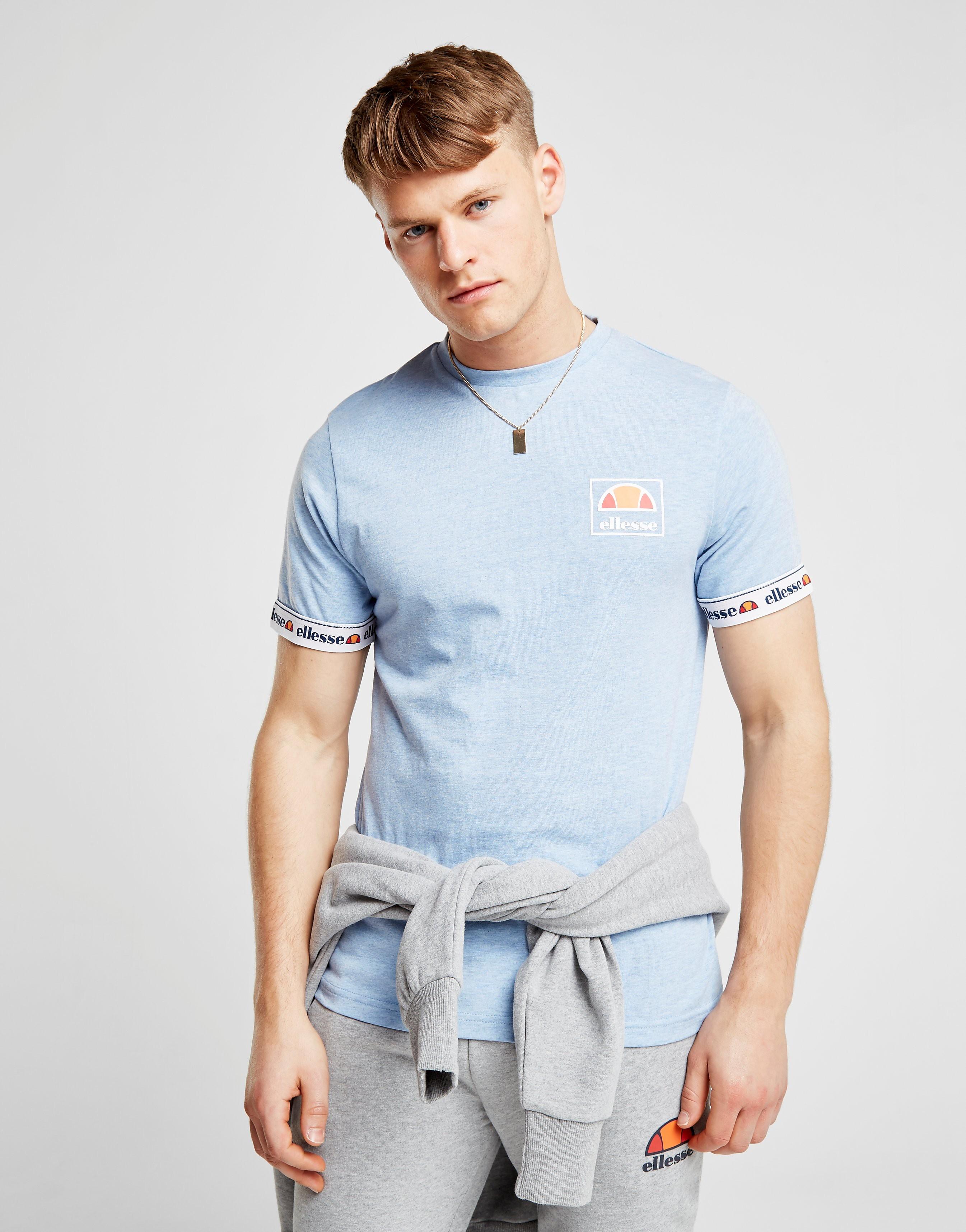 Ellesse Maso Tape T-Shirt Herre