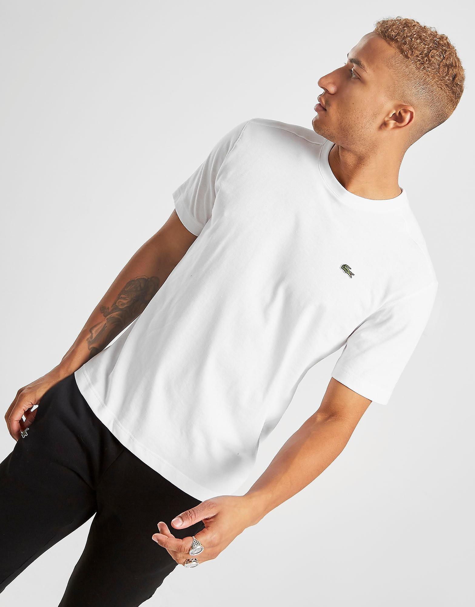 Lacoste Croc Short Sleeve T-Shirt Herre