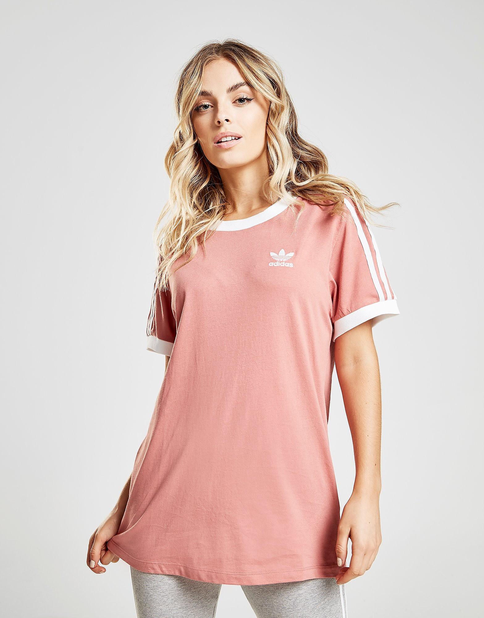 adidas Originals 3-Stripes California T-Shirt Dame