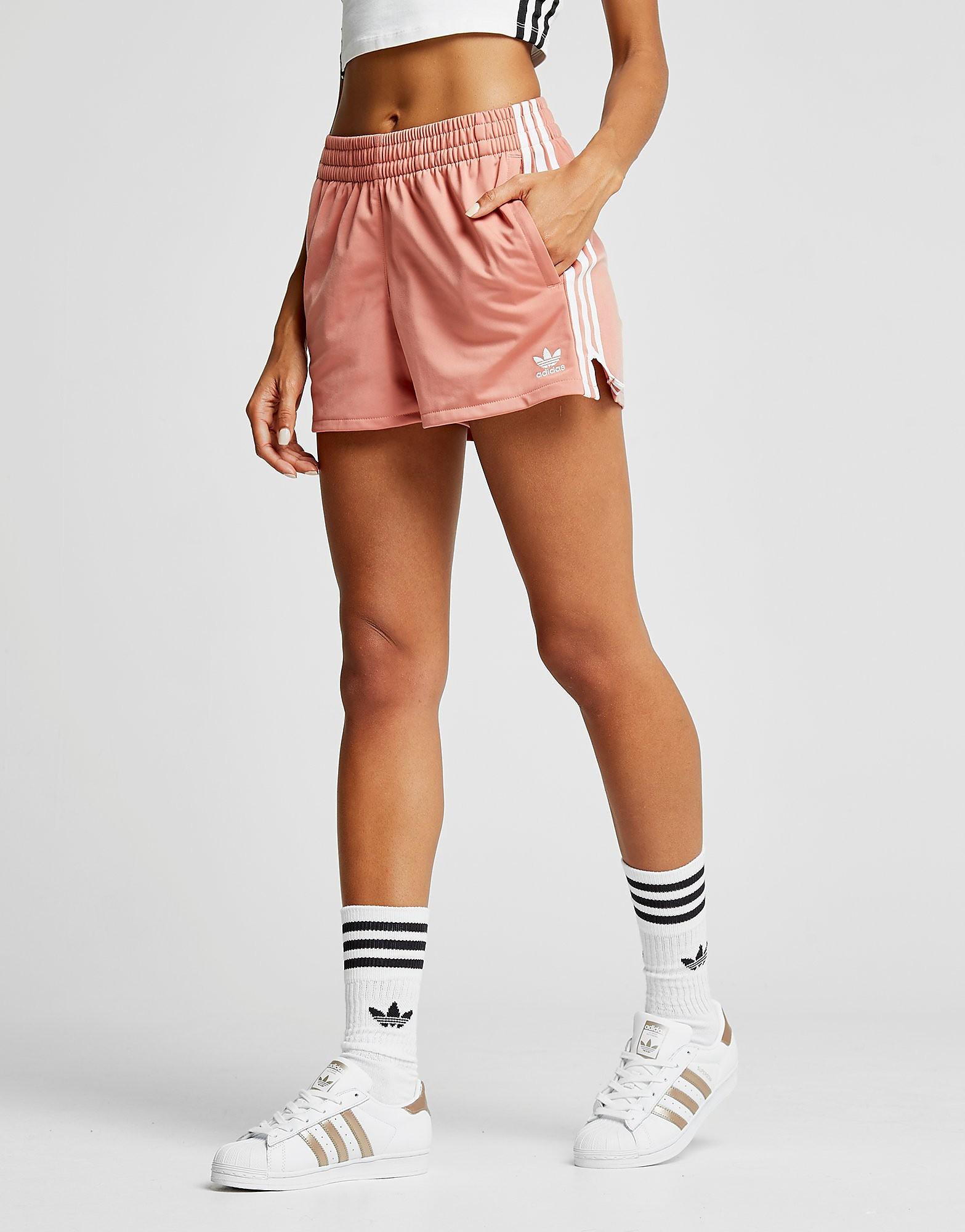 adidas Originals 3-Stripes Poly Shorts Damer