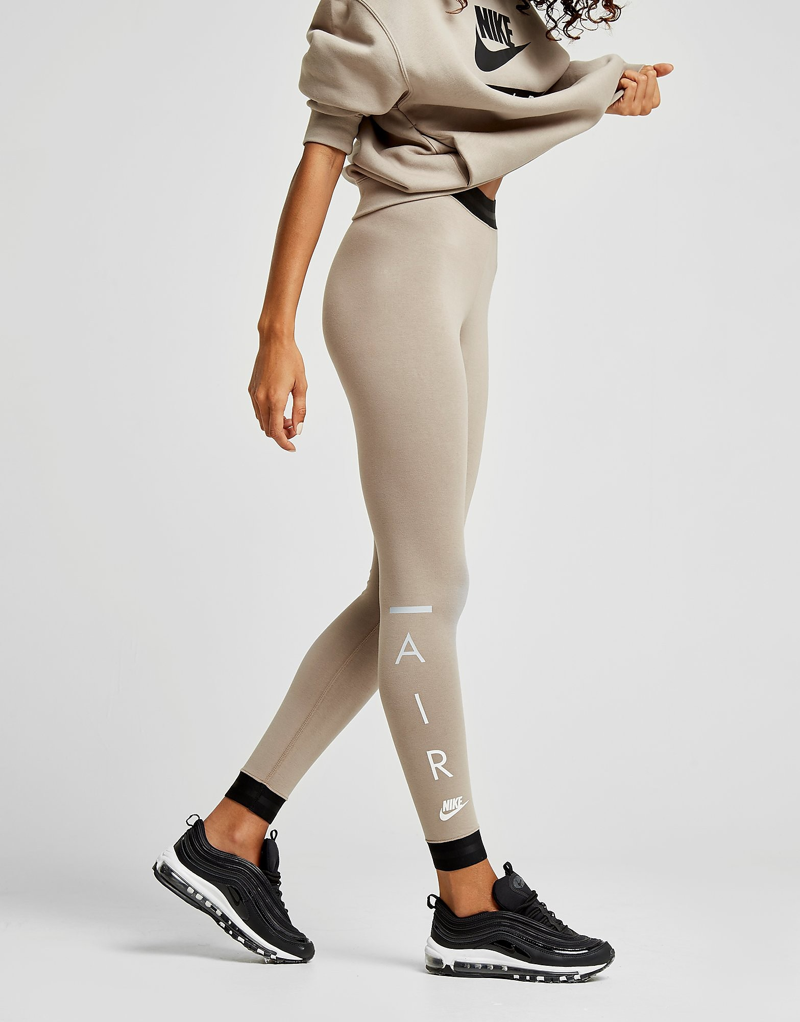 Nike Air High Waist Leggings Damer