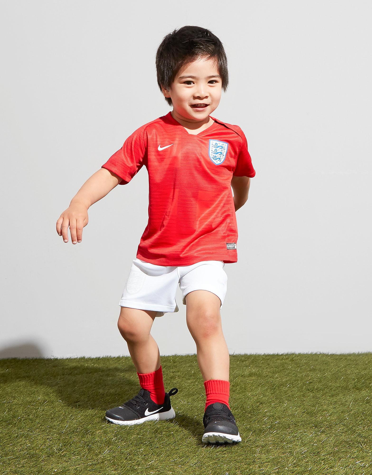 Nike England 2018 Udebanesæt Baby