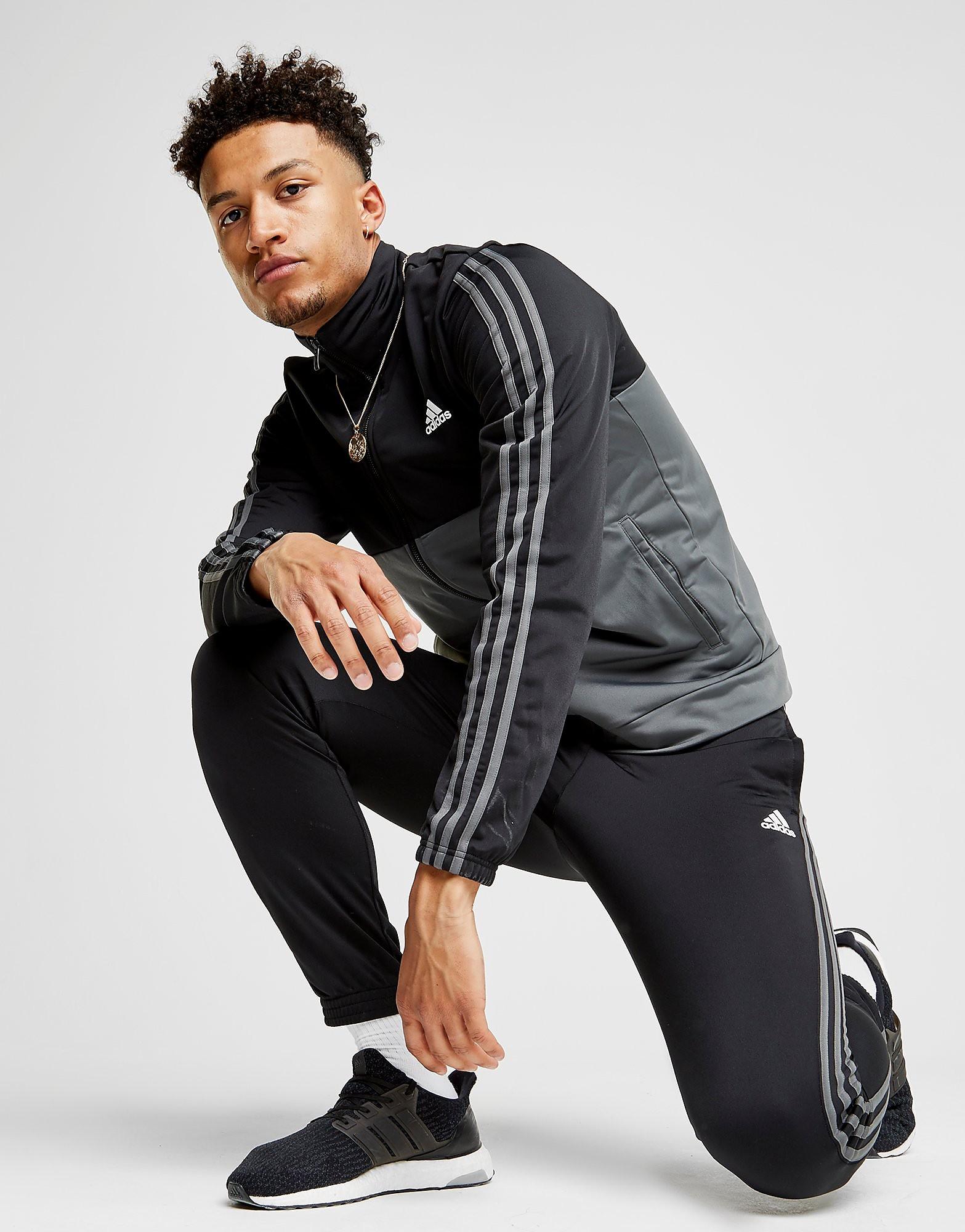 adidas 3-Stripes Poly Tracksuit
