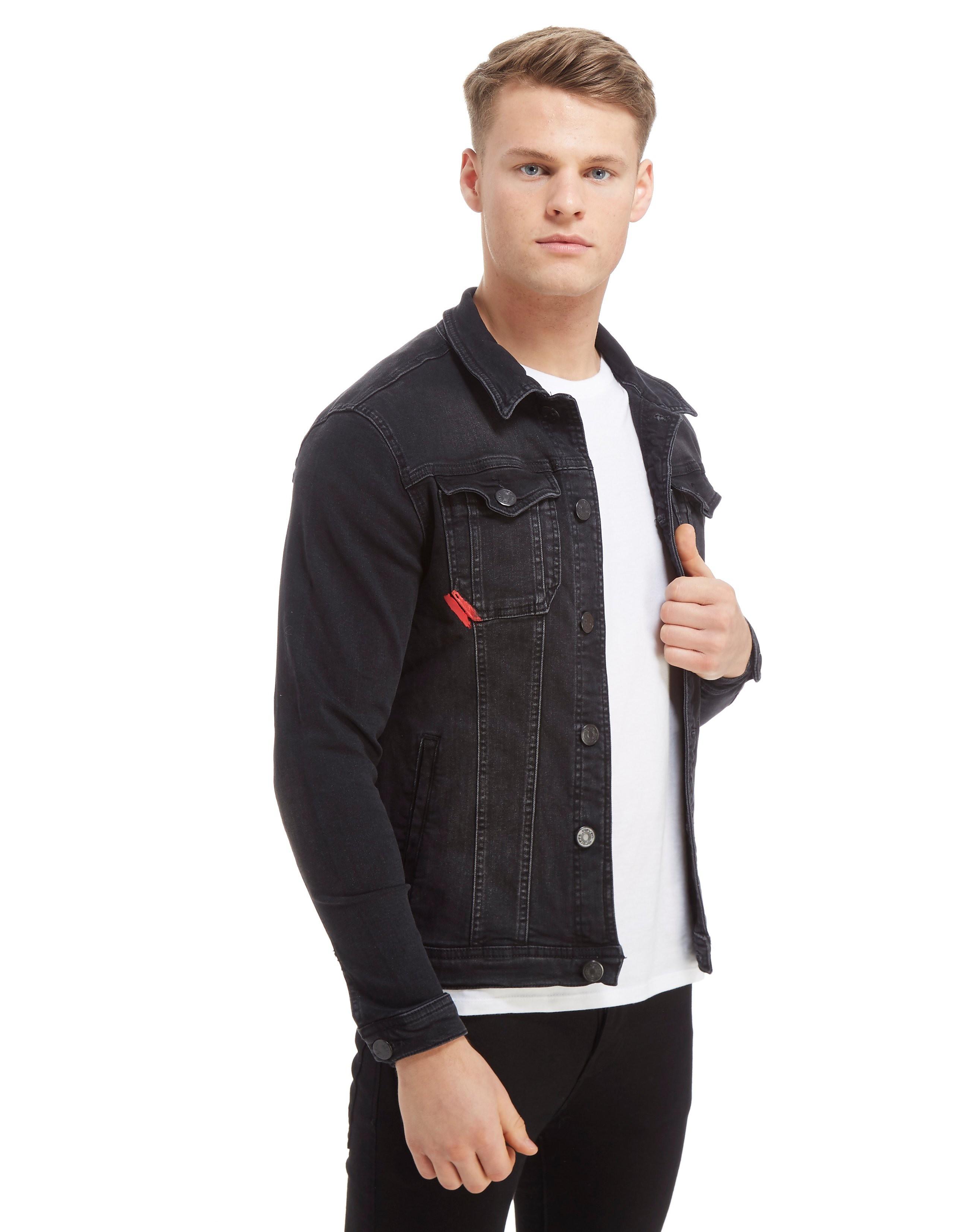 11 Degrees Denim Washed Jacket
