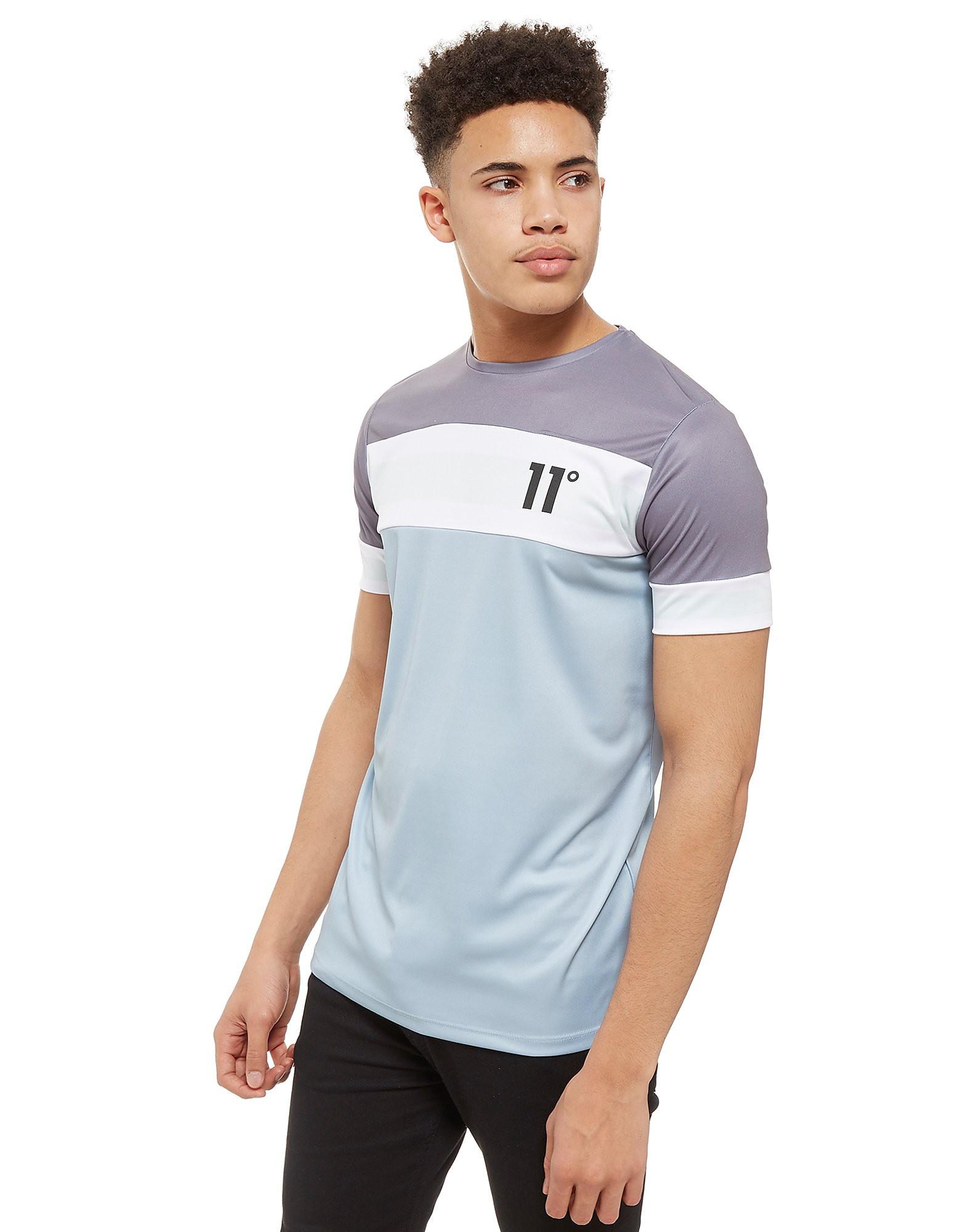 11 Degrees Tri-Tonal T-Shirt