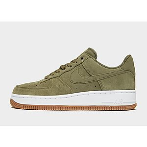 best service c985c 11e7a Nike Air Force 1 Suede Dame ...