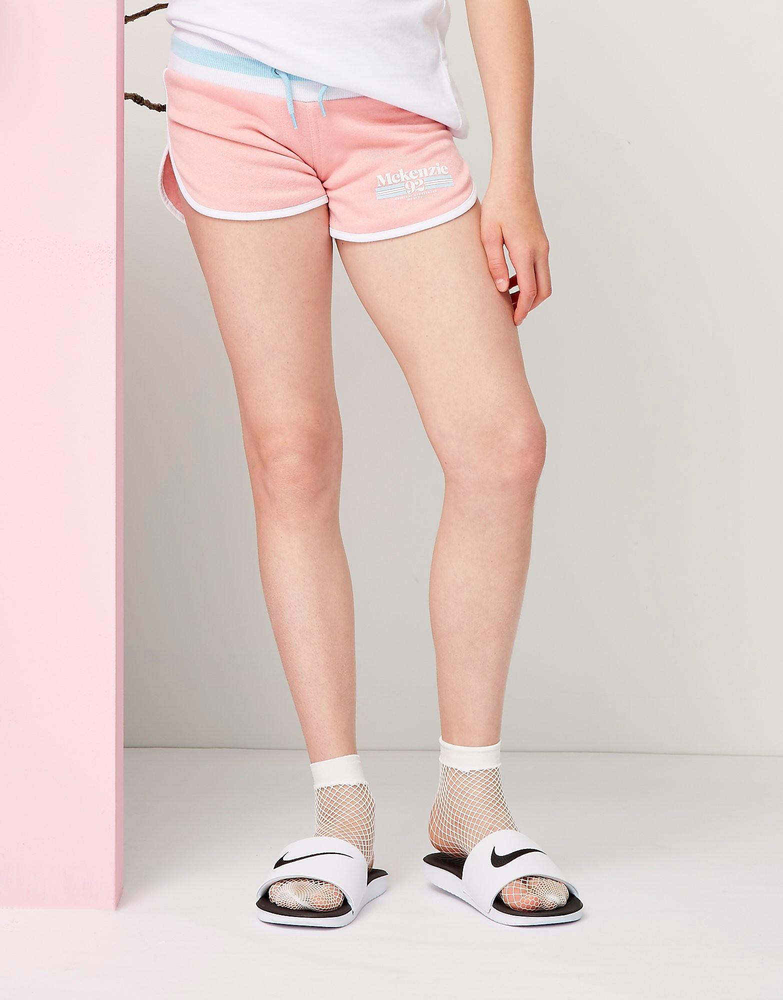 McKenzie Girls' Valentina Fleece Shorts Junior