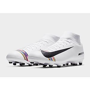 official photos ccba9 658be ... Nike LVL Up Mercurial Superfly 6 Academy FG