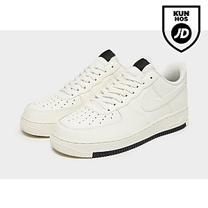 huge discount c08bf a9258 ... Nike Air Force 1  07 Low Essential Herre