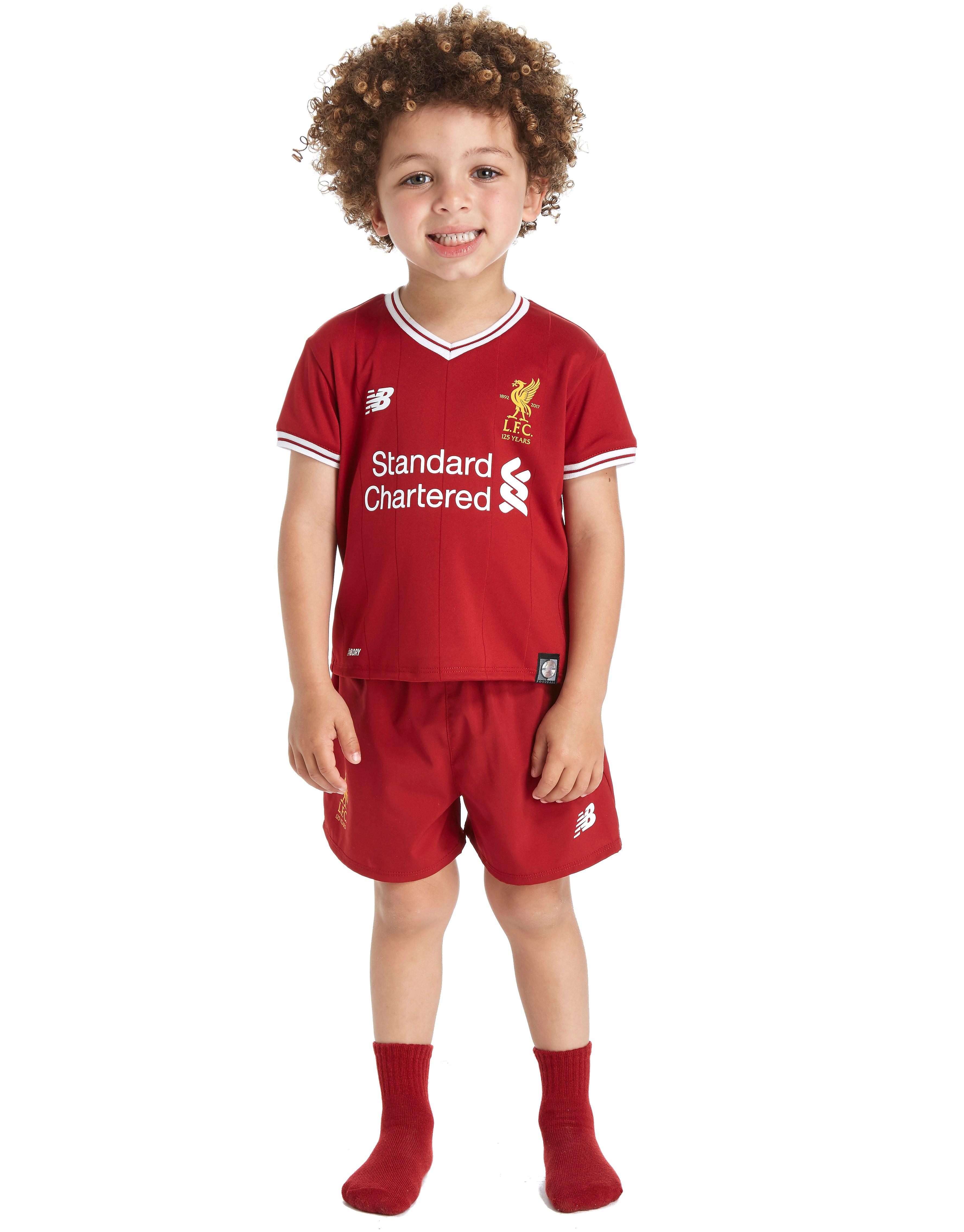 New Balance Liverpool FC 2017/18 Hjemmebanesæt Baby