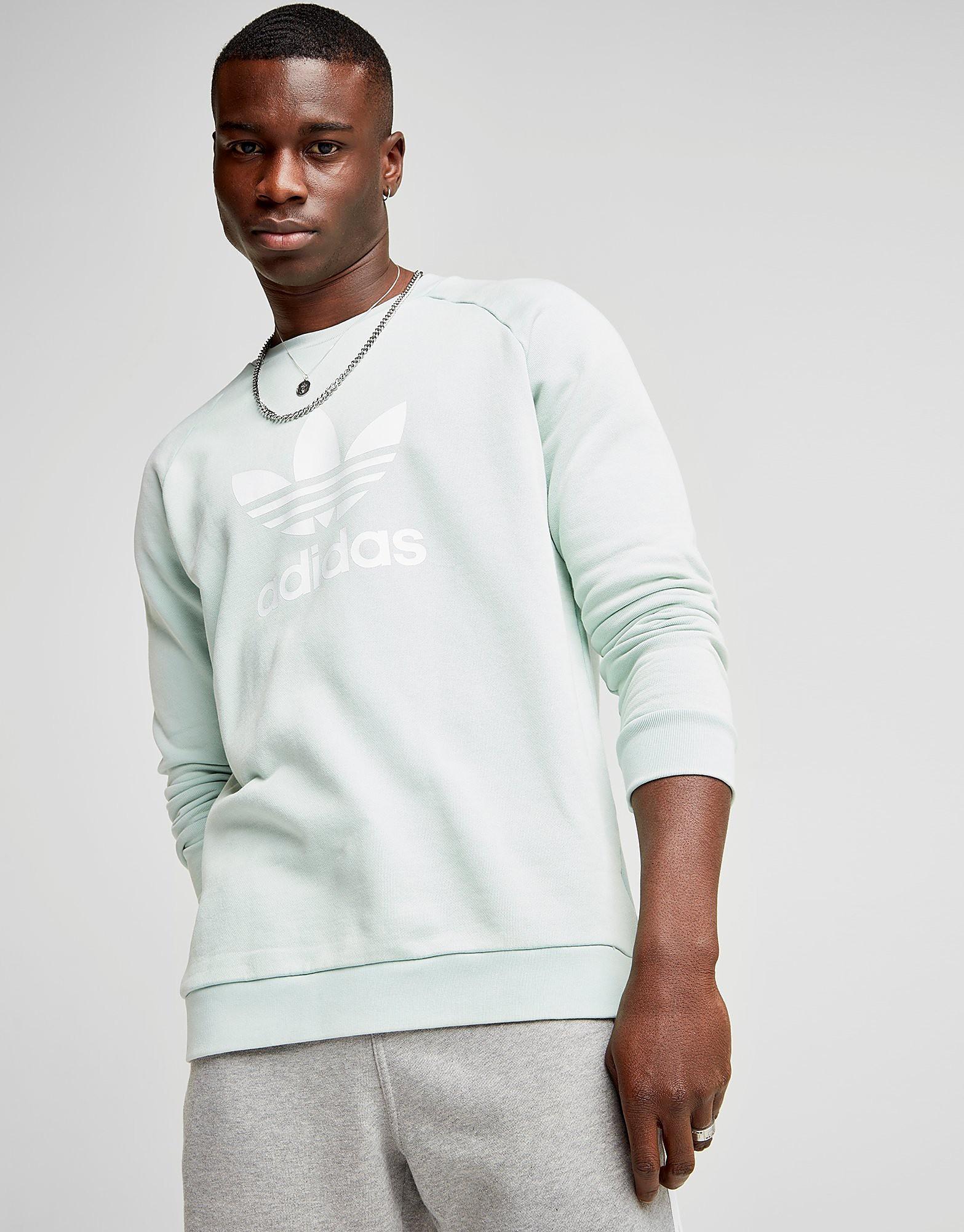 adidas Originals suéter Trefoil Crew