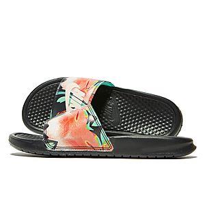 d0ce5261b11 Nike chanclas Benassi Just Do It Slides para mujer ...