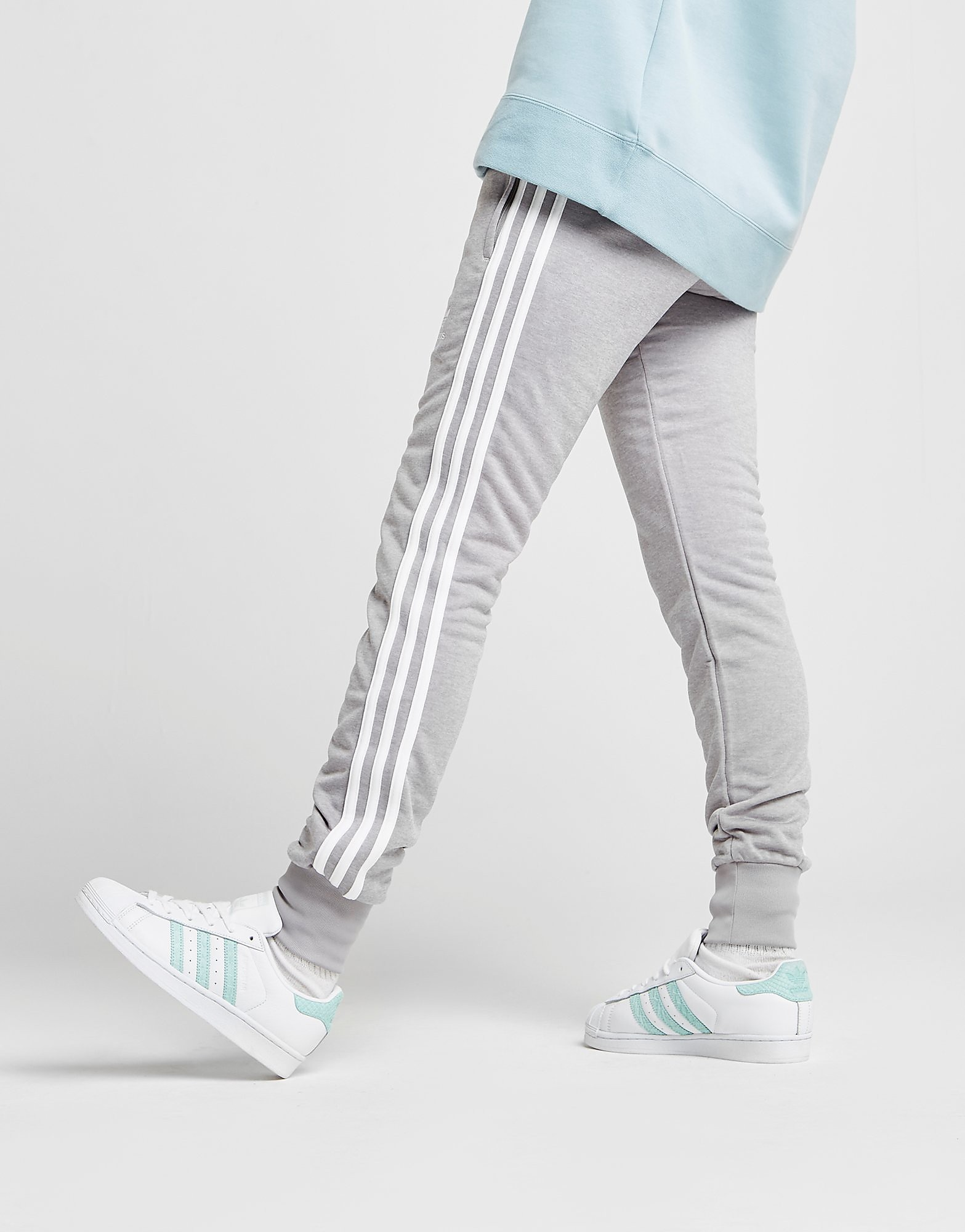 adidas Originals pantalón de chándal 3 Stripe