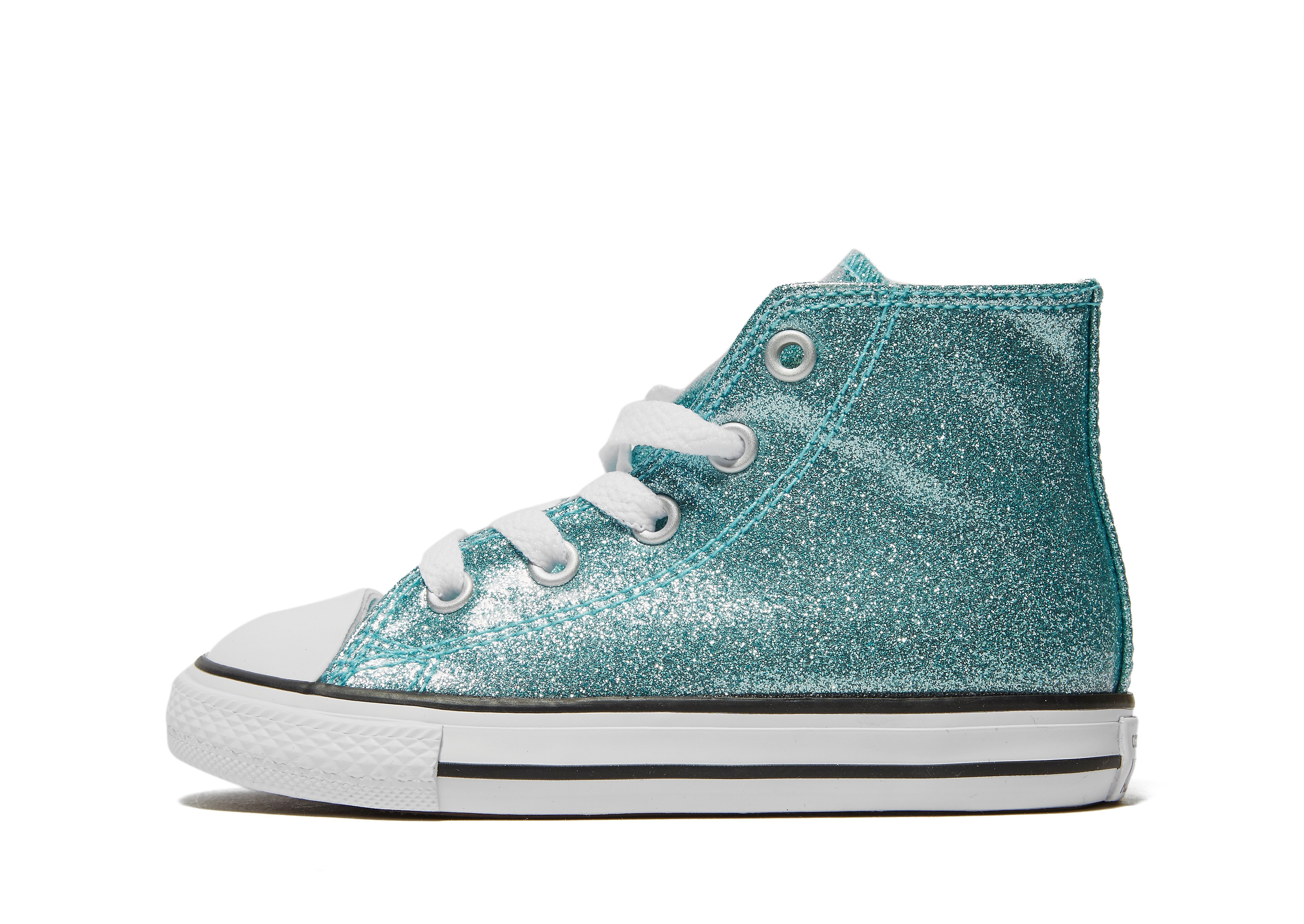 Converse All Star Hi Sparkle para bebé