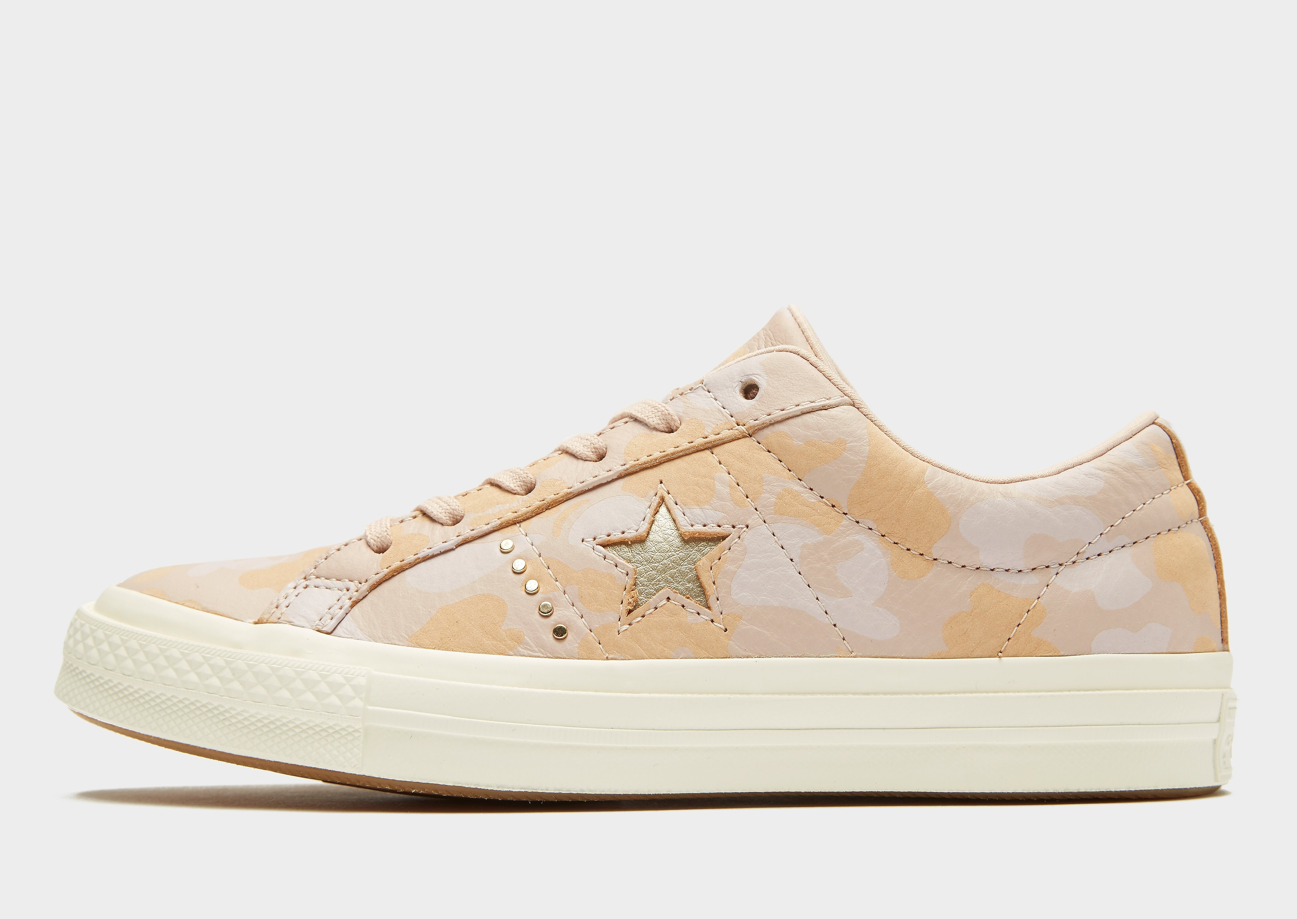 Converse One Star Ox Camo para mujer
