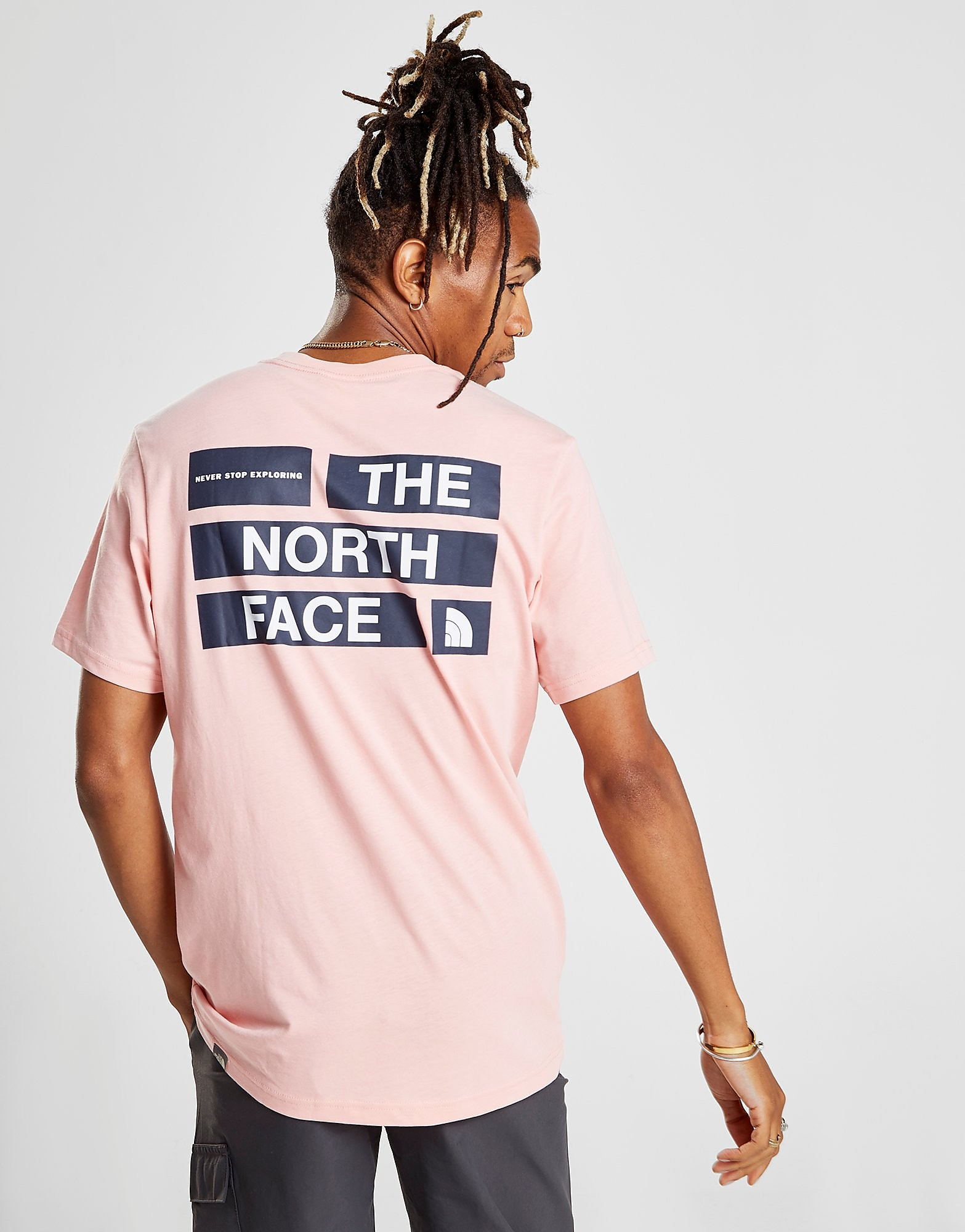 The North Face camiseta Newbox