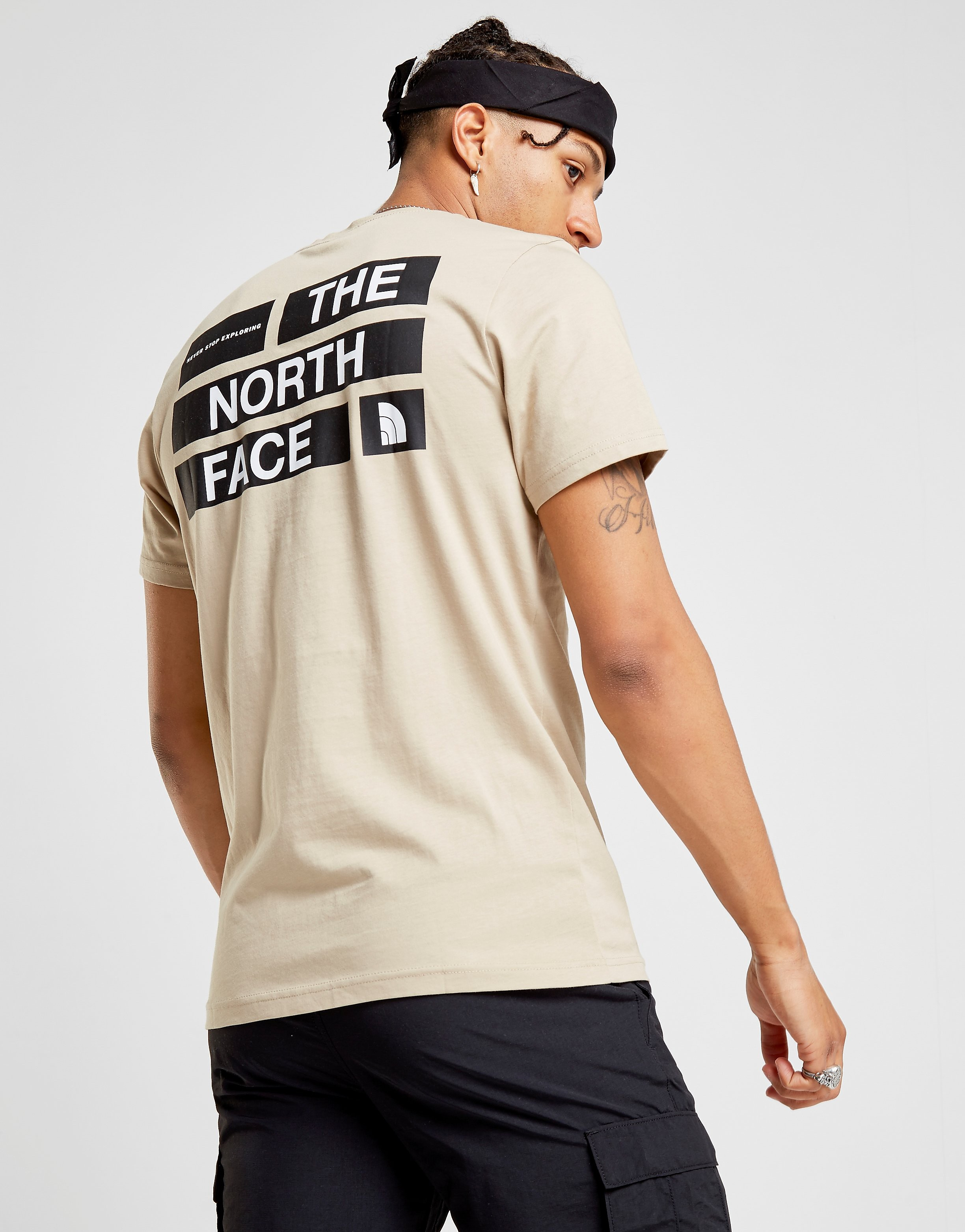 The North Face camiseta Newbox 18