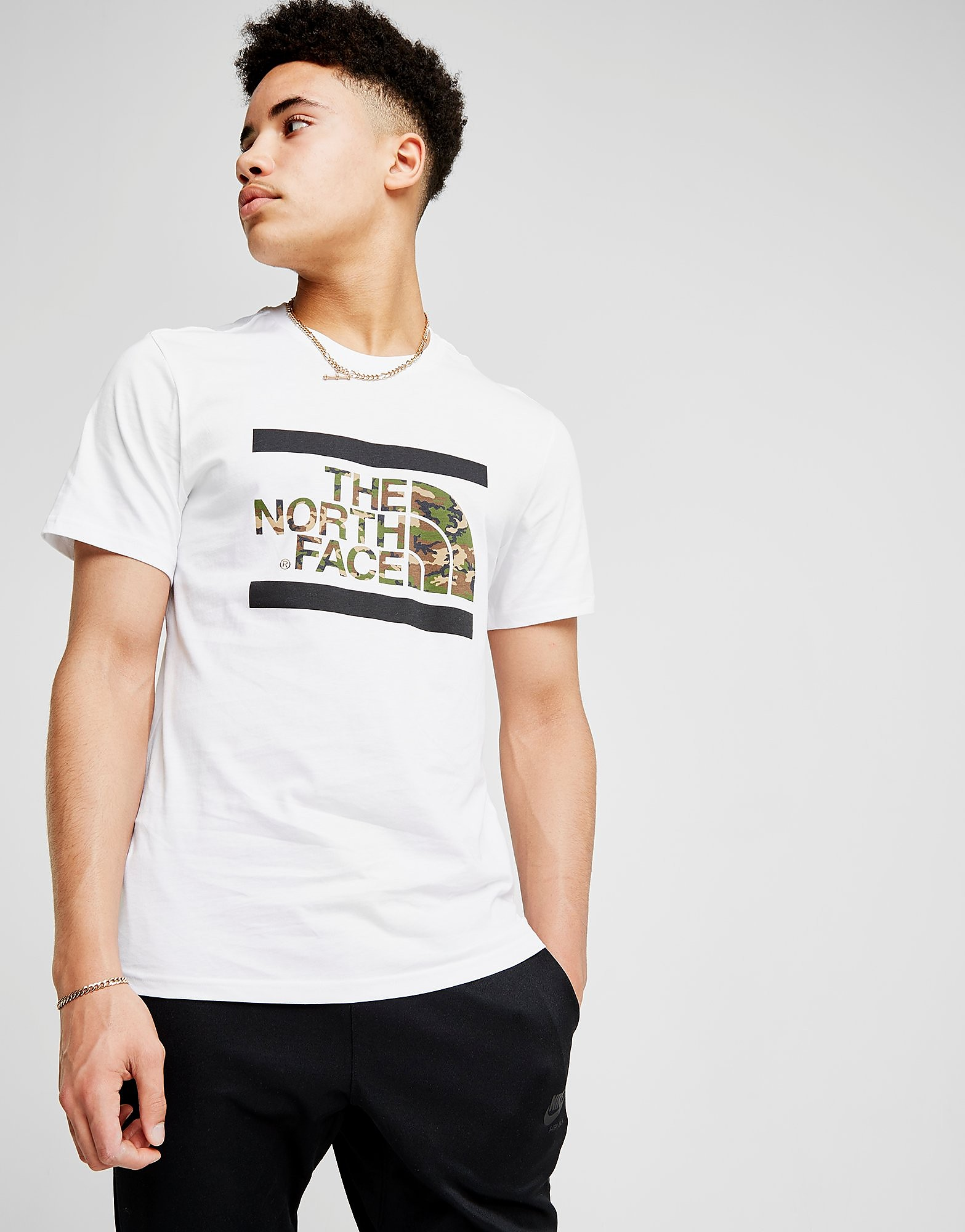 The North Face camiseta Dome Lines