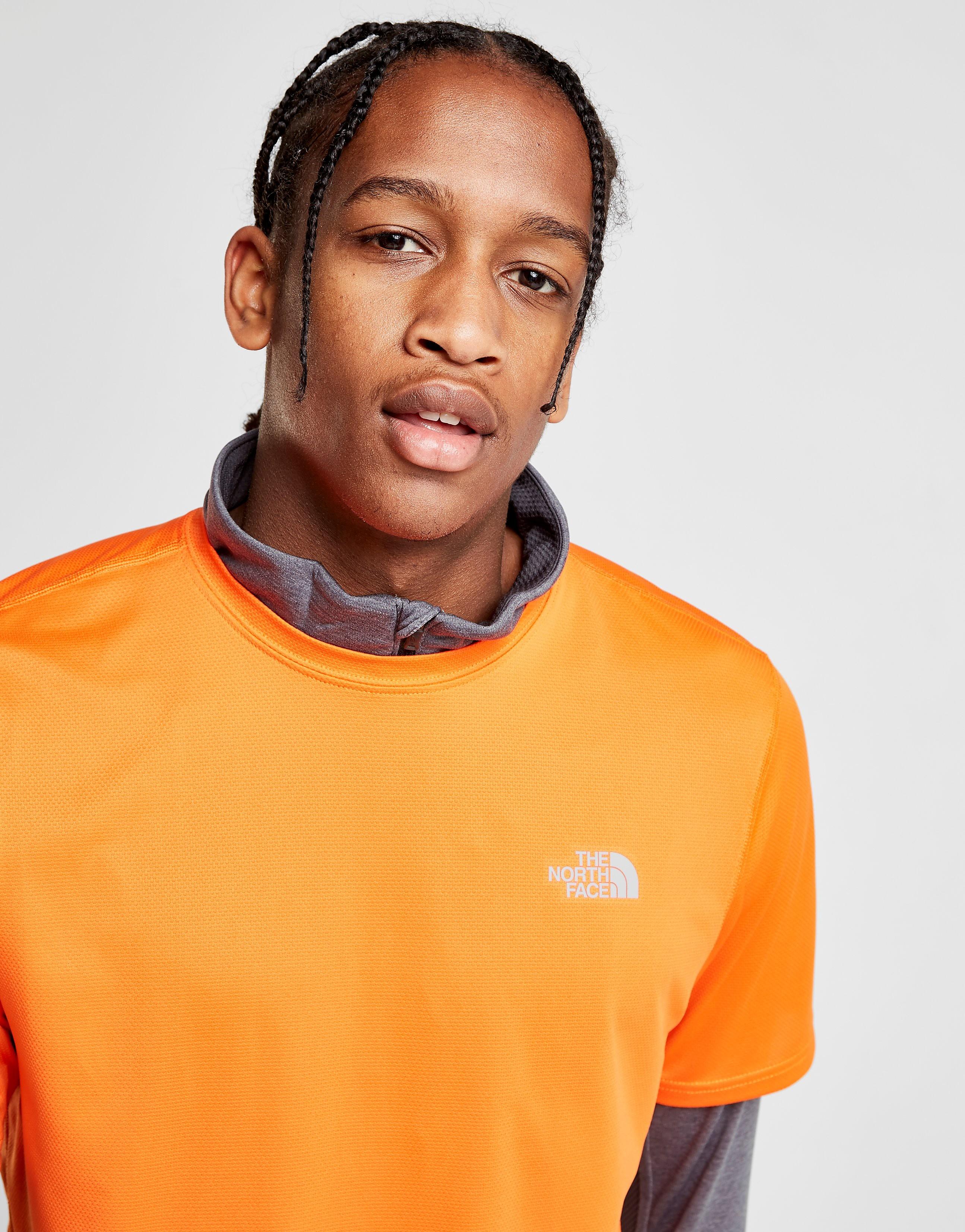 The North Face camiseta Flex 2.0 Poly